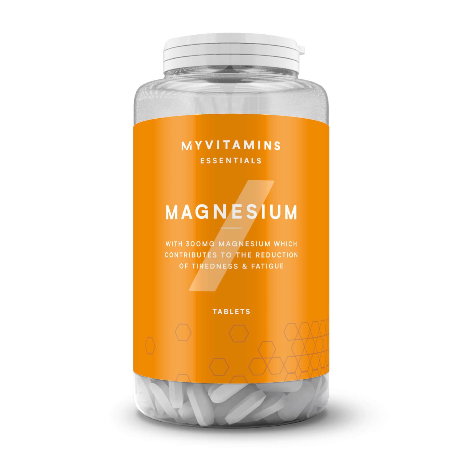 Myvitamins Magnesium 1 Month (90 Tablets)