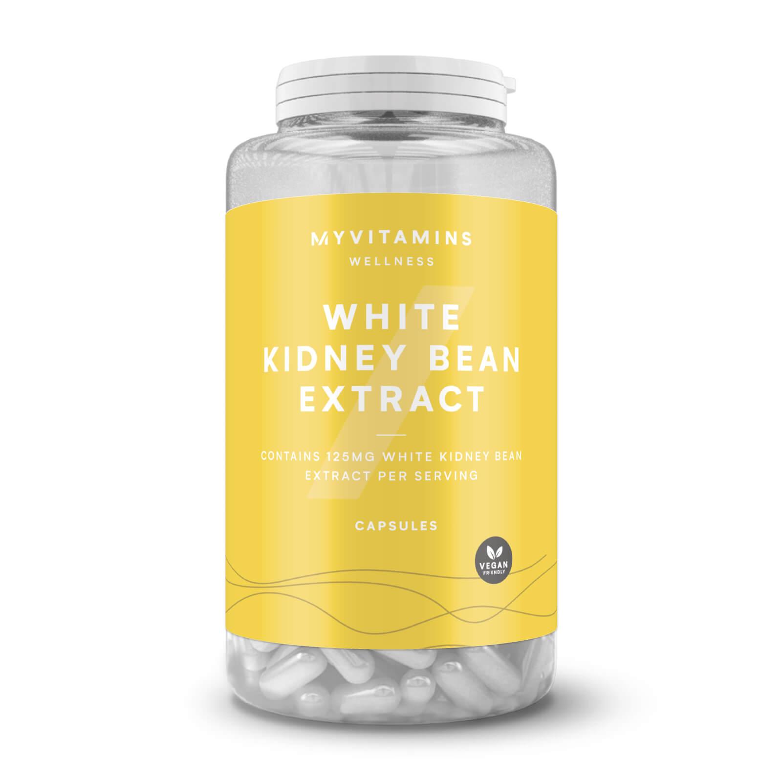 Myvitamins White Kidney Bean Extract - 60Capsules