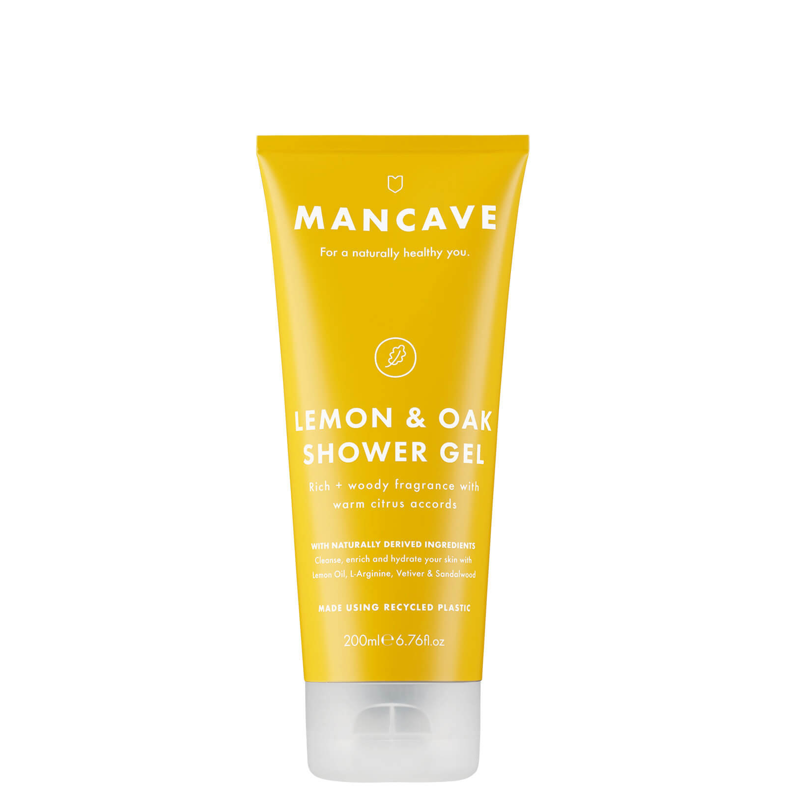 Купить ManCave Lemon and Oak Shower Gel 200ml