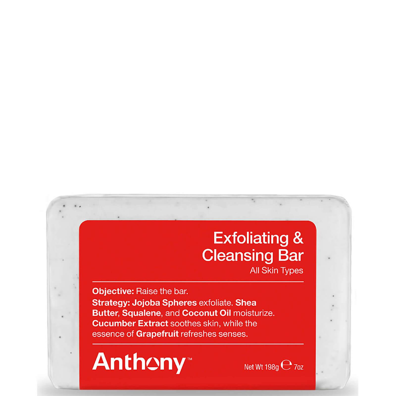 Anthony nuova saponetta esfoliante e detergente