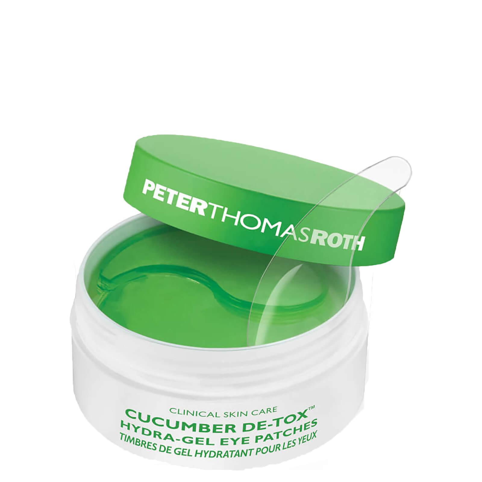Купить Гидрогелевые патчи для кожи вокруг глаз с экстрактом огурца Peter Thomas Roth Cucumber Hydra-Gel Eye Masks