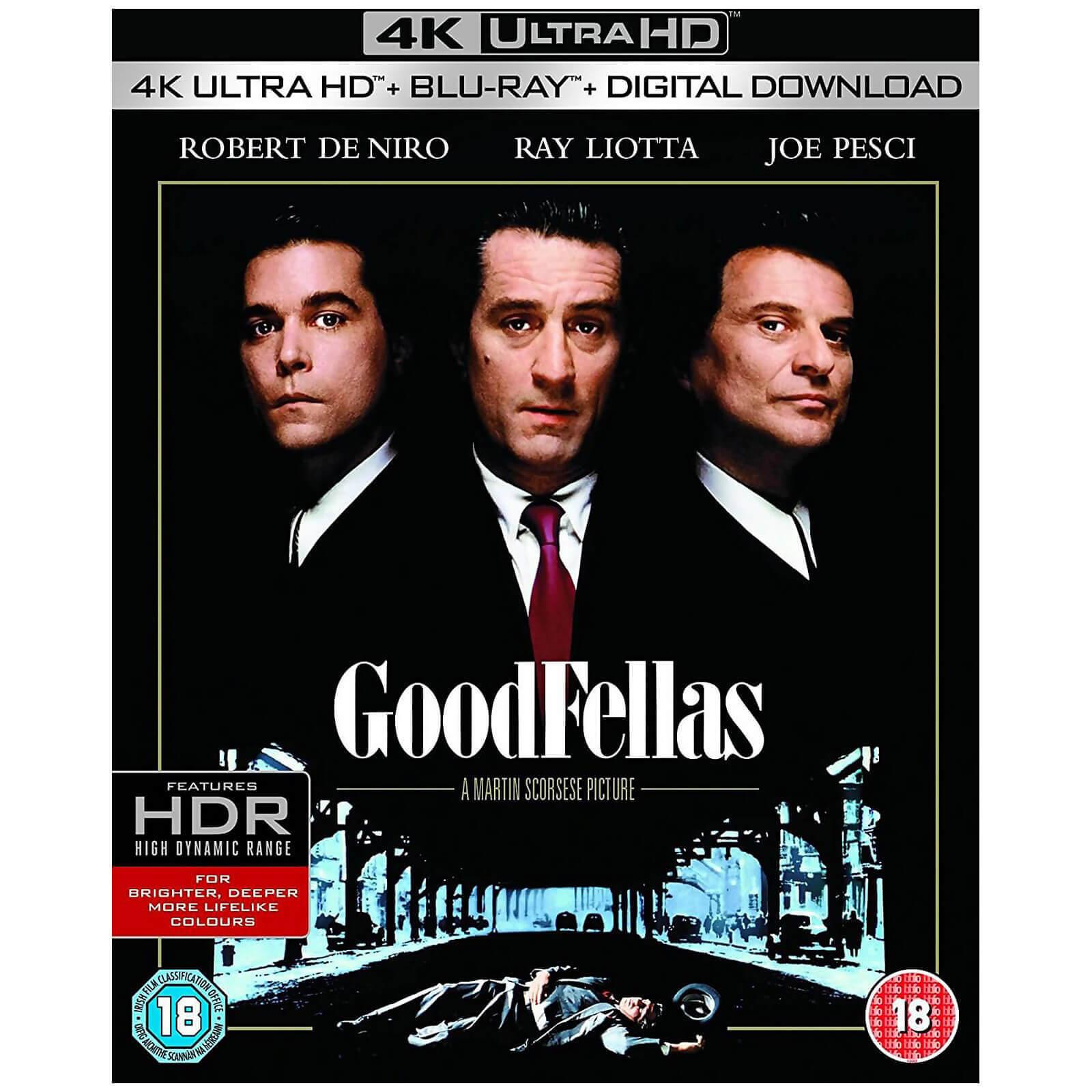 Goodfellas - 4K Ultra HD