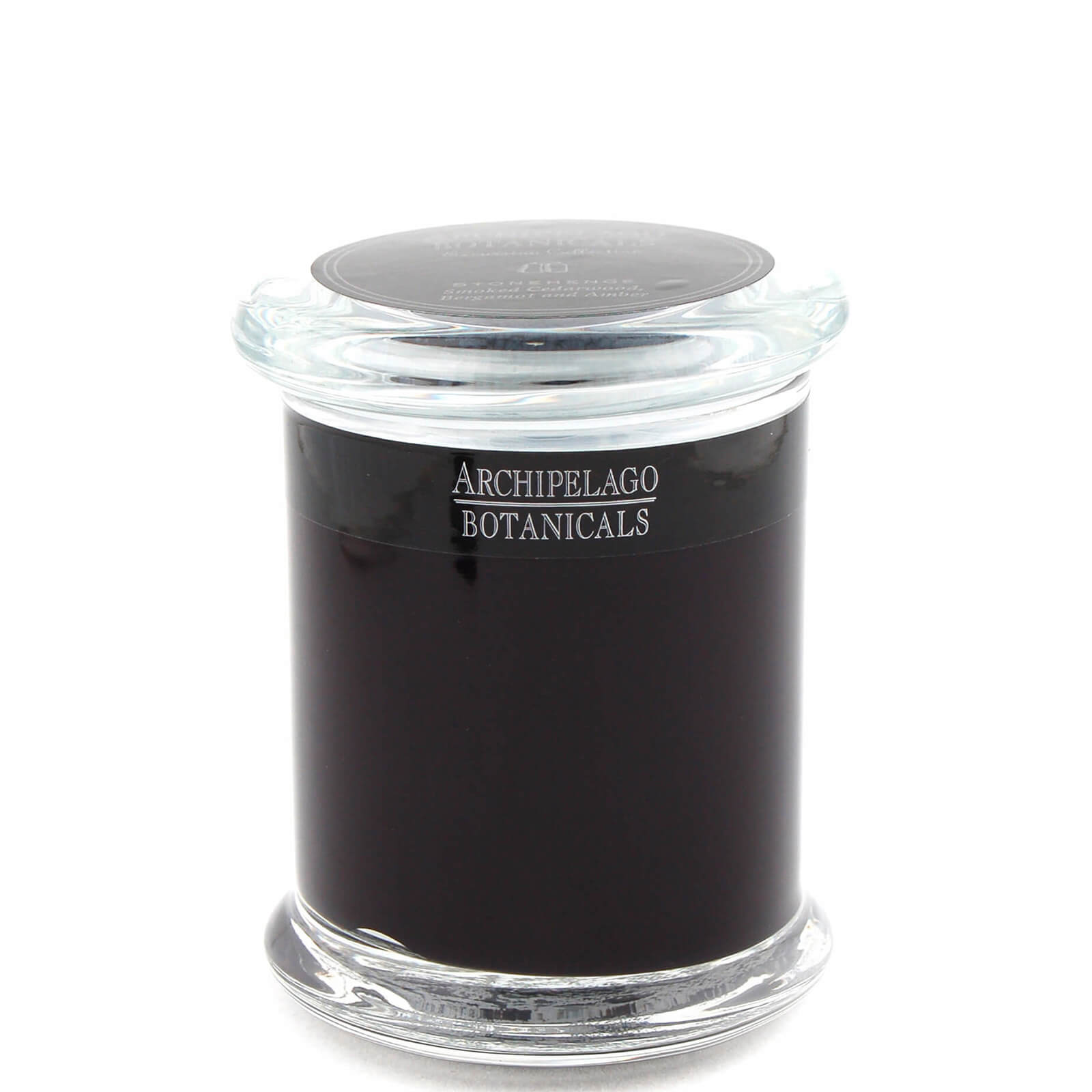Купить Декоративная ароматическая свеча в стеклянной баночкеArchipelago Botanicals Excursions Jar Stonehenge Candle 244г