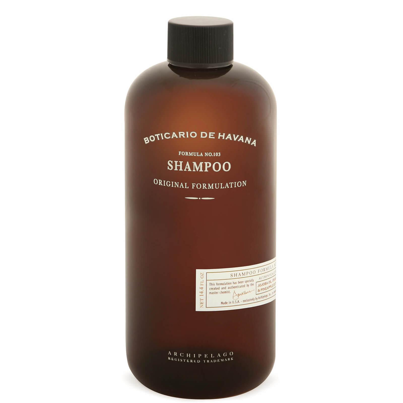 Купить Шампунь для волос Archipelago Botanicals Boticario de Havana Shampoo 500мл