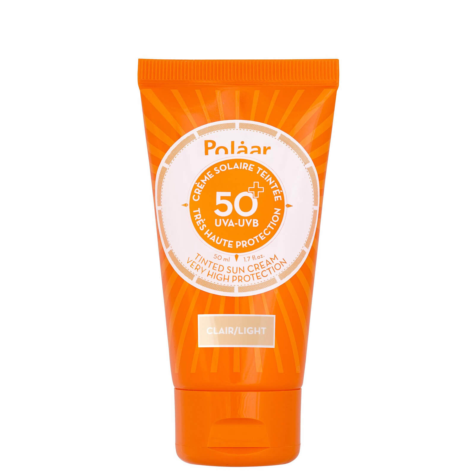 Polaar crema solare colorata ad altissima protezione SPF 50+ 50 ml