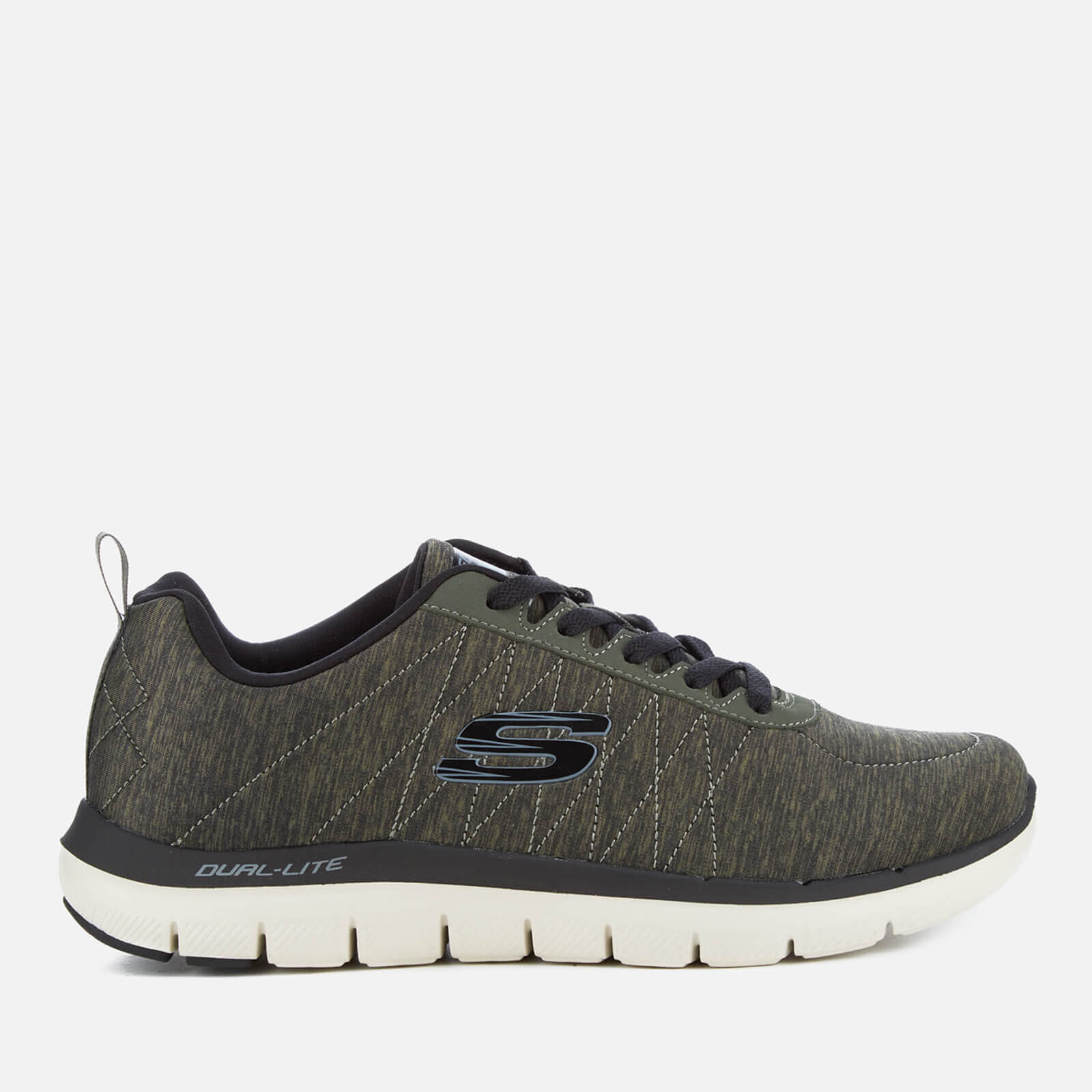 No de moda competencia Derritiendo  Skechers Men's Flex Advantage 2.0 Chillston Trainers - Olive Mens Footwear  - Zavvi UK