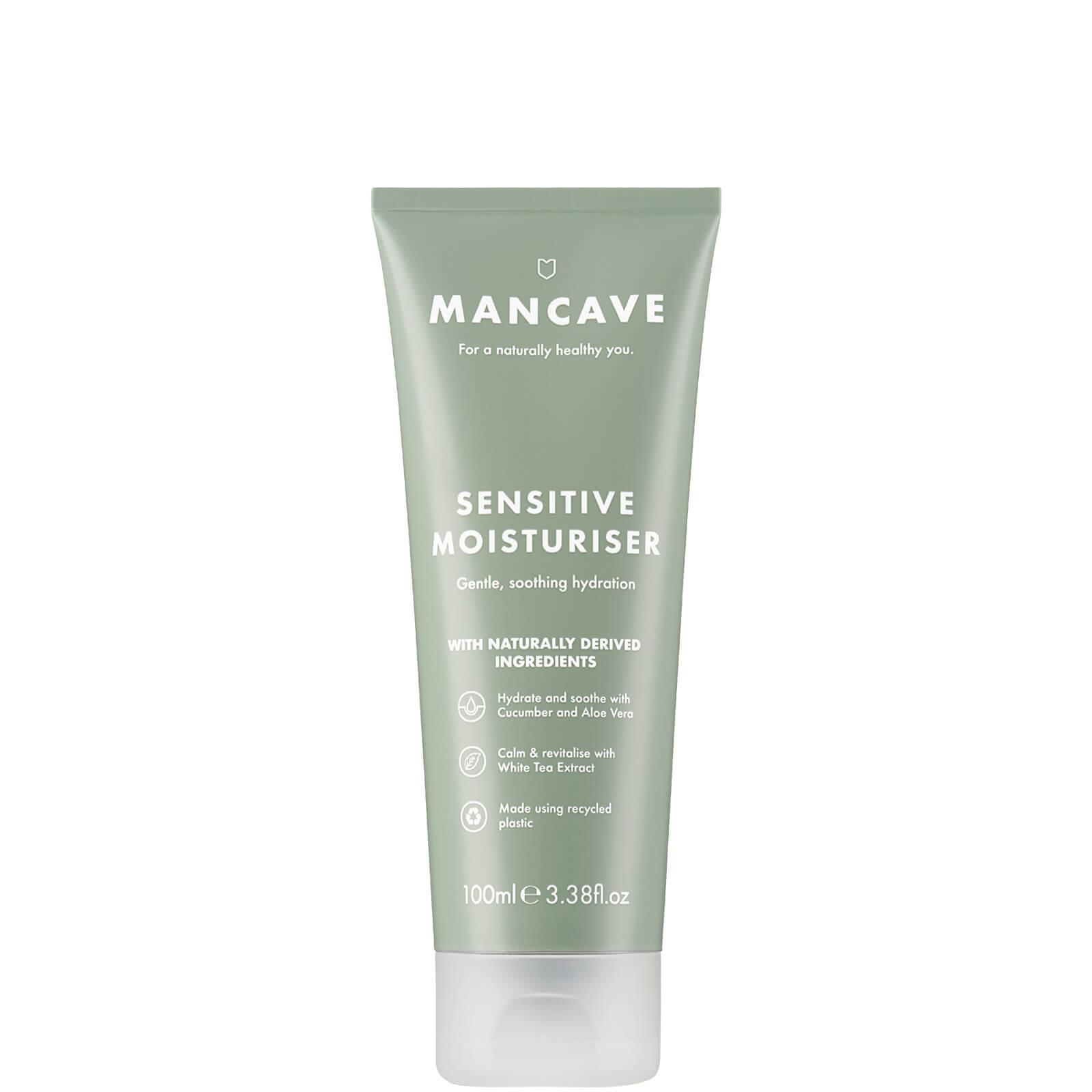 Купить ManCave Sensitive Moisturiser 100ml