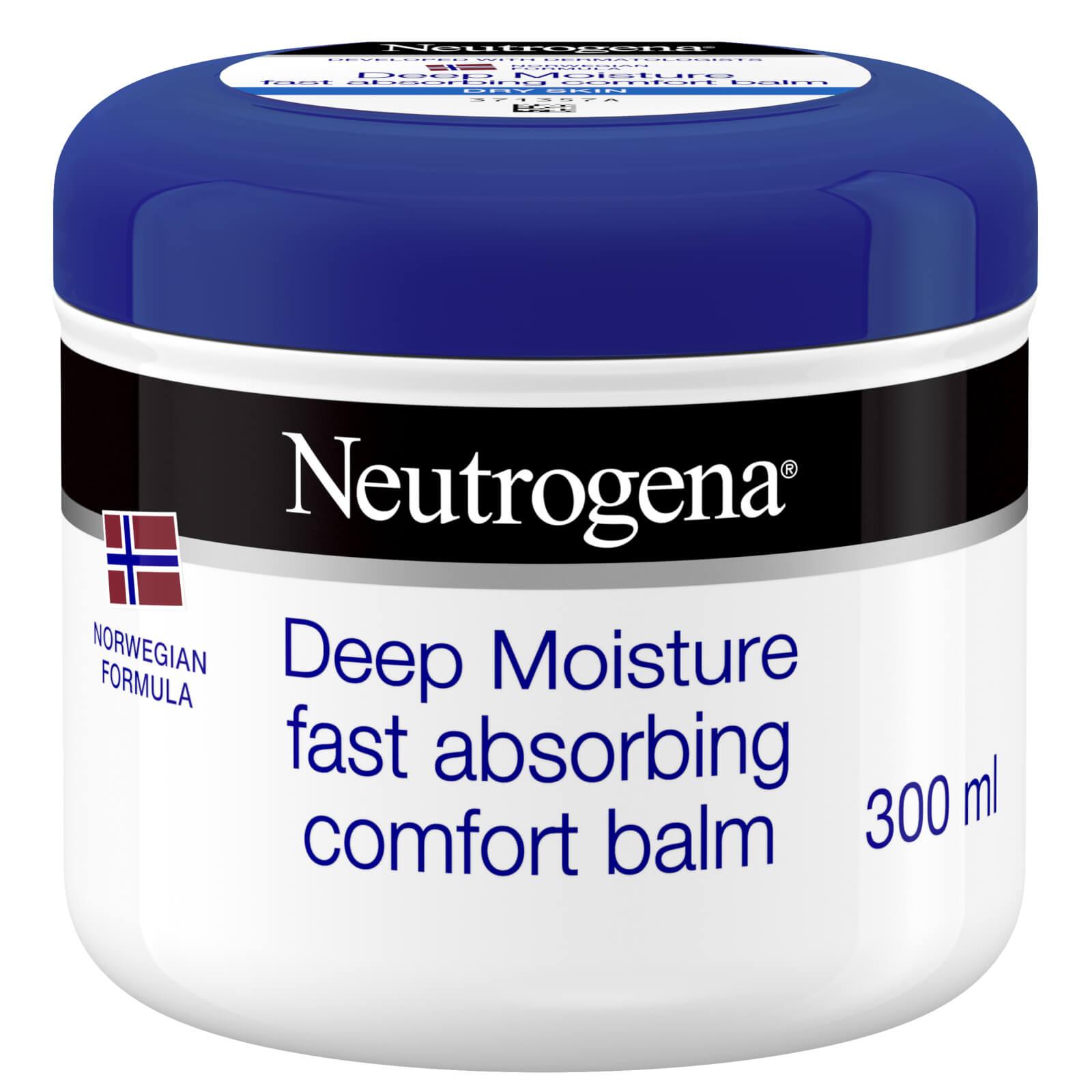 Купить Бальзам для глубокого увлажнения кожи Neutrogena Norwegian Formula Deep Moisture Comfort Balm 300 мл