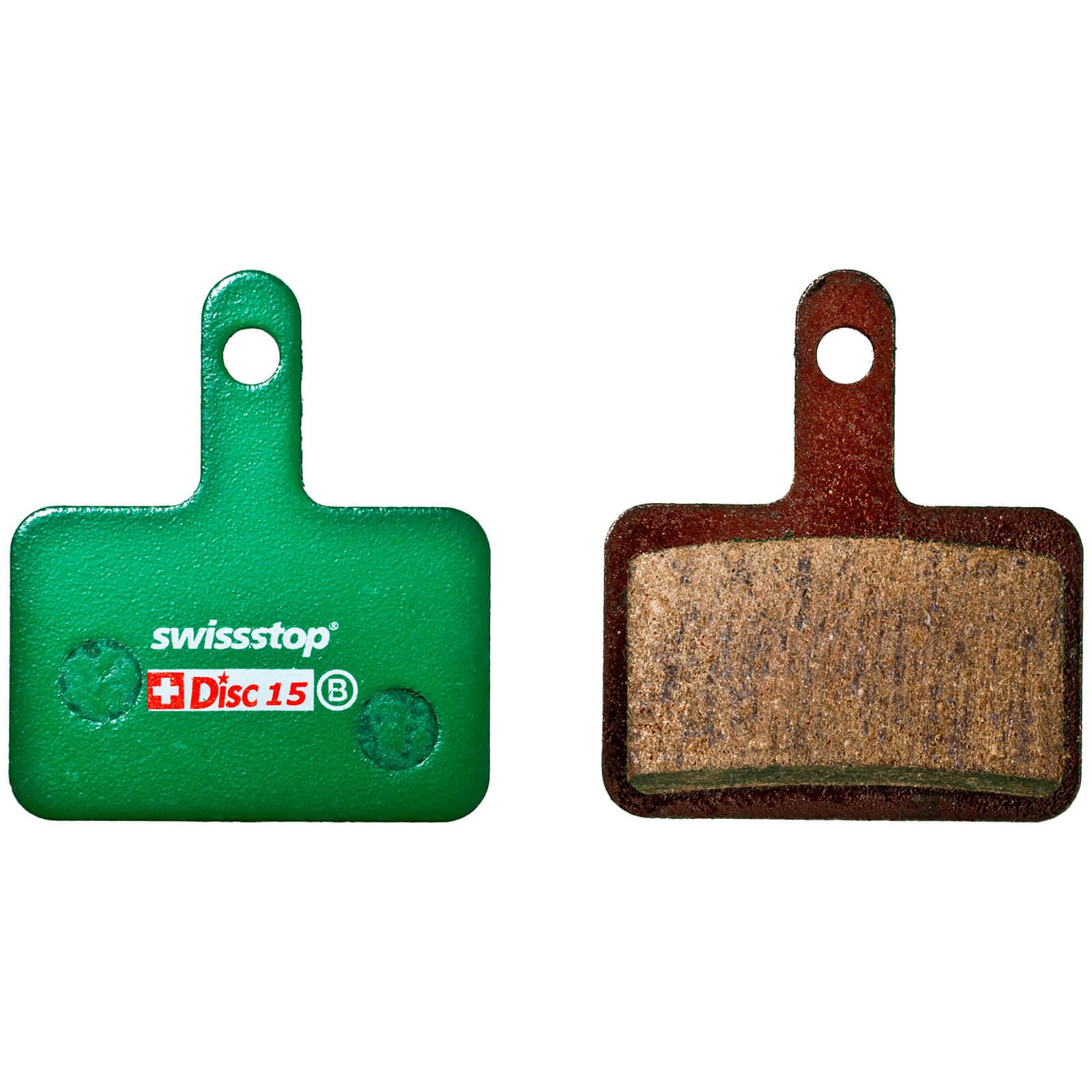 Swissstop Organic Disc Brake Pads - Disc 15