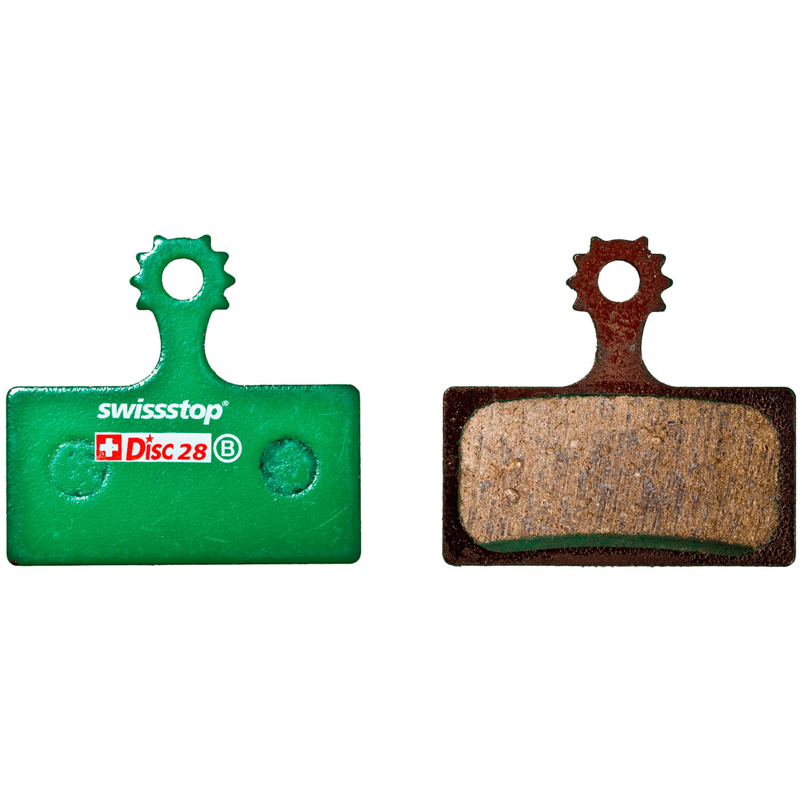Swissstop Organic Disc Brake Pads - Disc 28