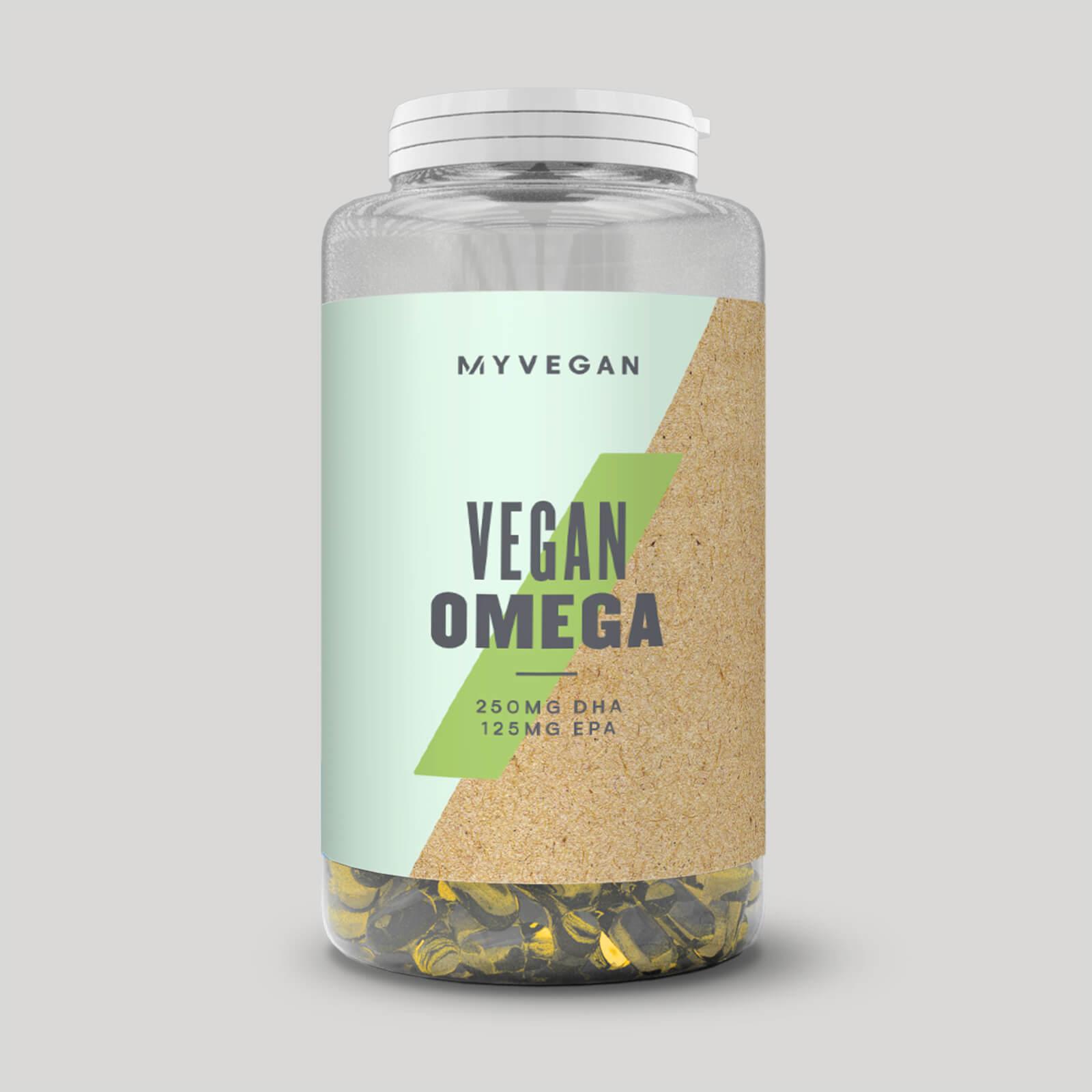 Omega 3 Vegan MyProtein