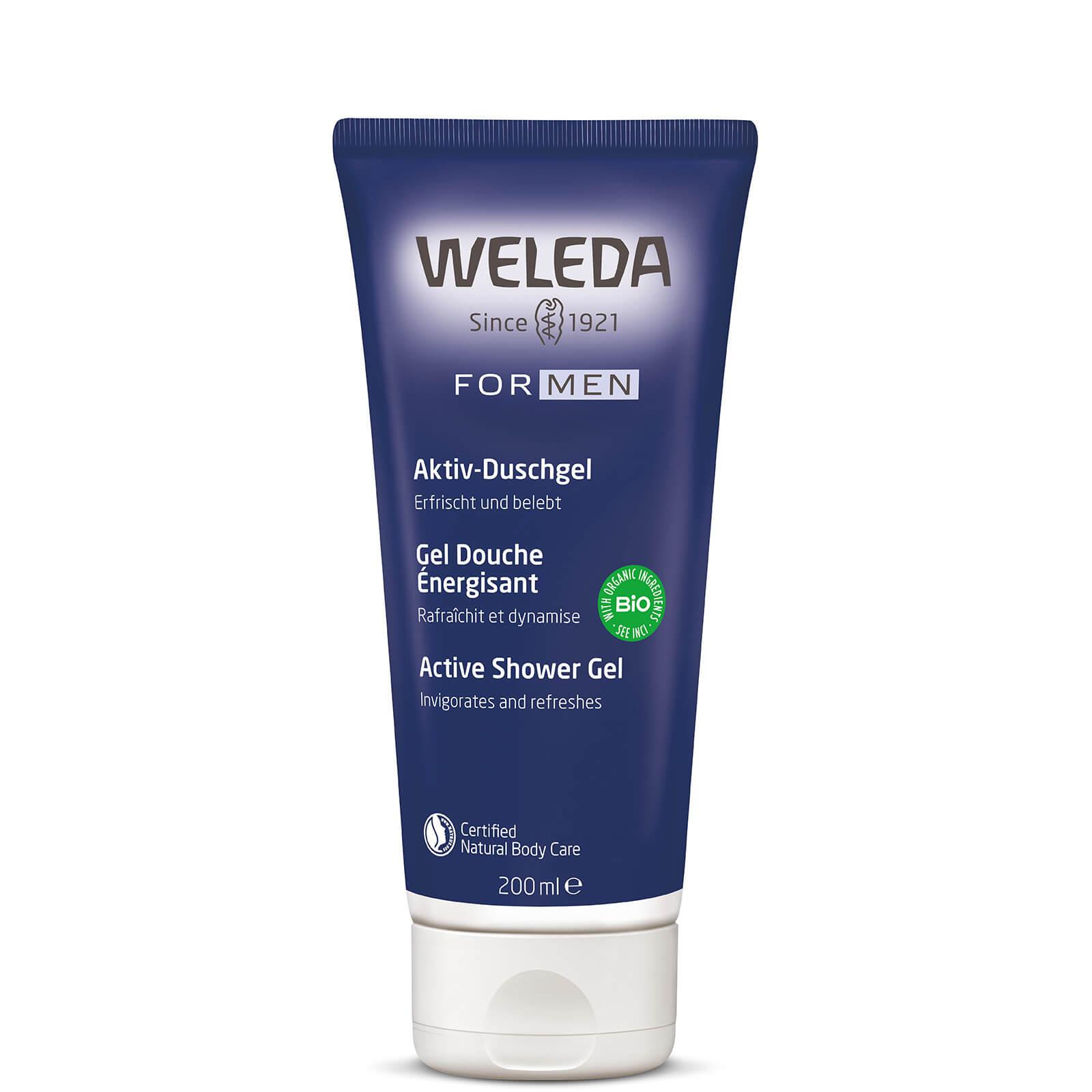 Купить Мужской гель для душа Weleda Men's Shower Gel 200мл