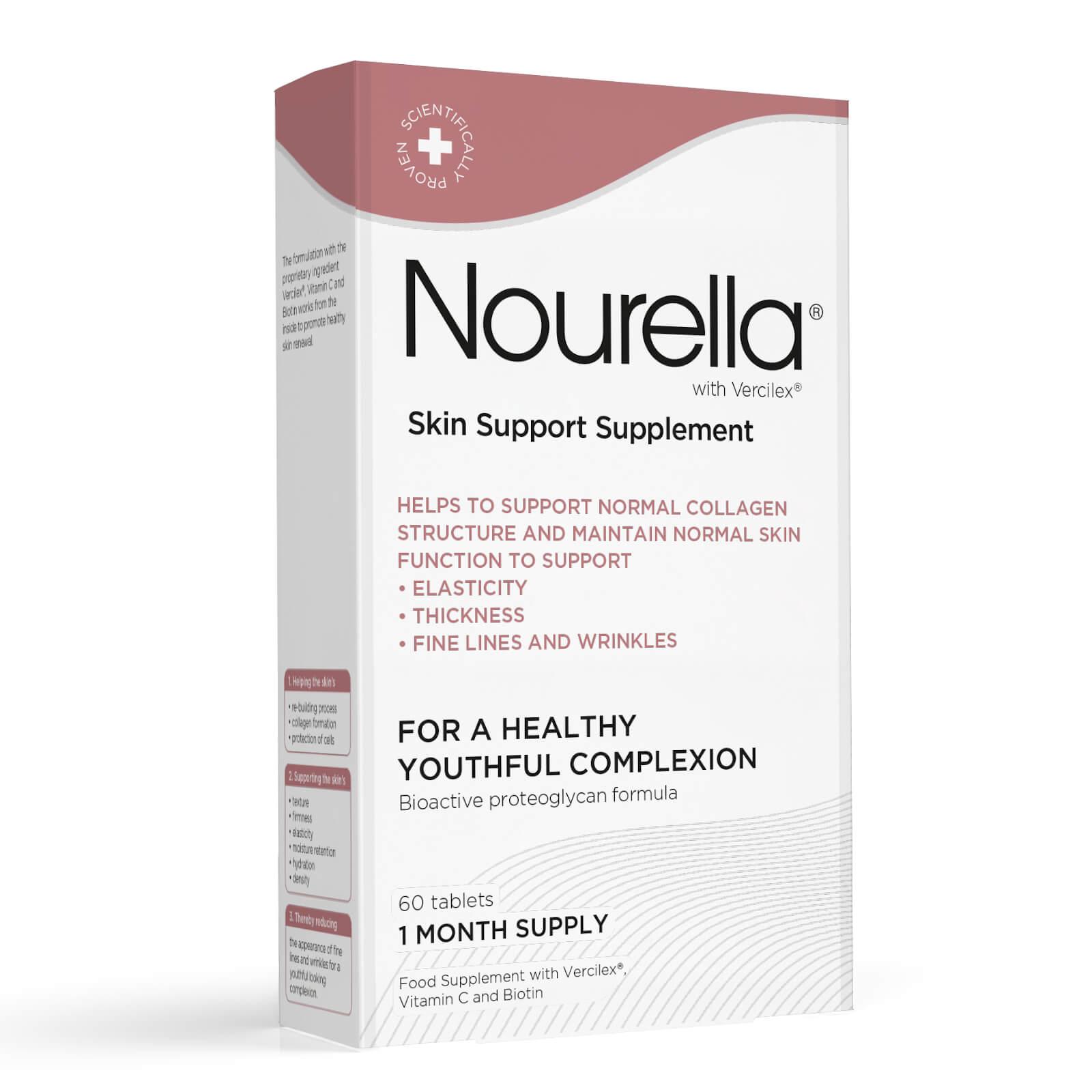 Nourella integratore attivo pelle giovane - 60 compresse (per 1 mese di trattamento)