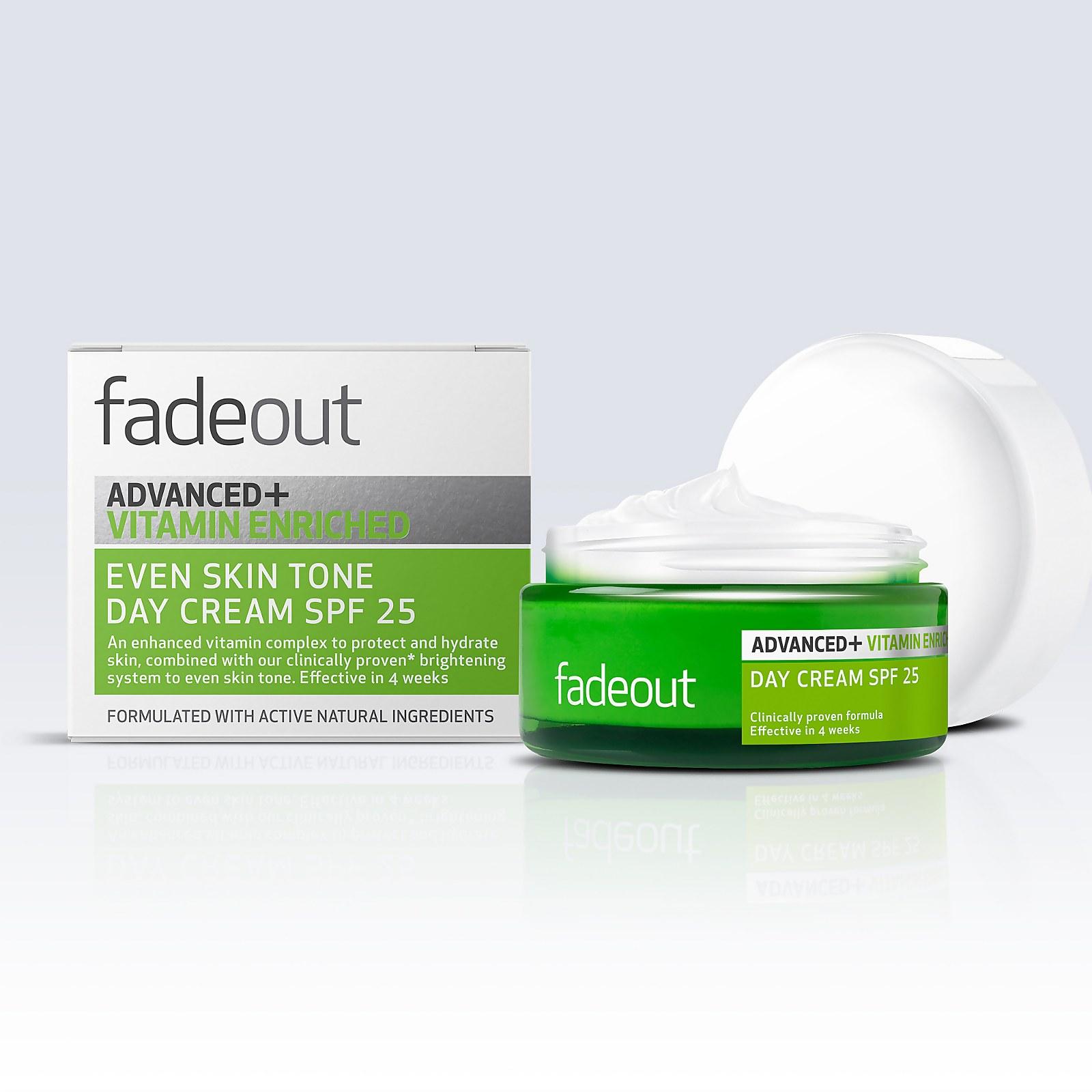 Купить Дневной крем с SPF для выравнивания тона кожи Fade Out ADVANCED + Vitamin Enriched Even Skin Tone Day Cream SPF 25 50 мл