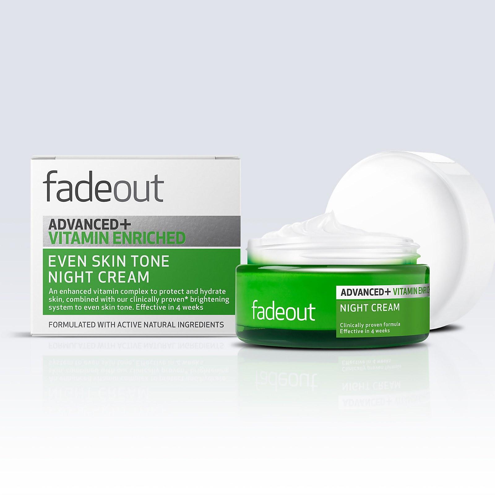 Купить Ночной крем для выравнивания тона кожи Fade Out ADVANCED + Vitamin Enriched Even Skin Tone Night Cream