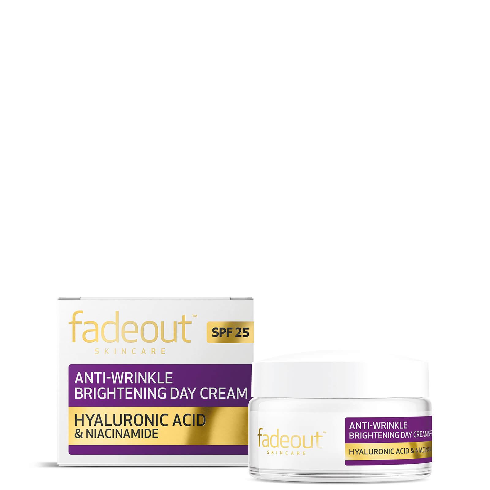 Купить Антивозрастной дневной крем для выравнивания тона кожи Fade Out ADVANCED + Age Protection Even Skin Tone Day Cream SPF 25 50 мл