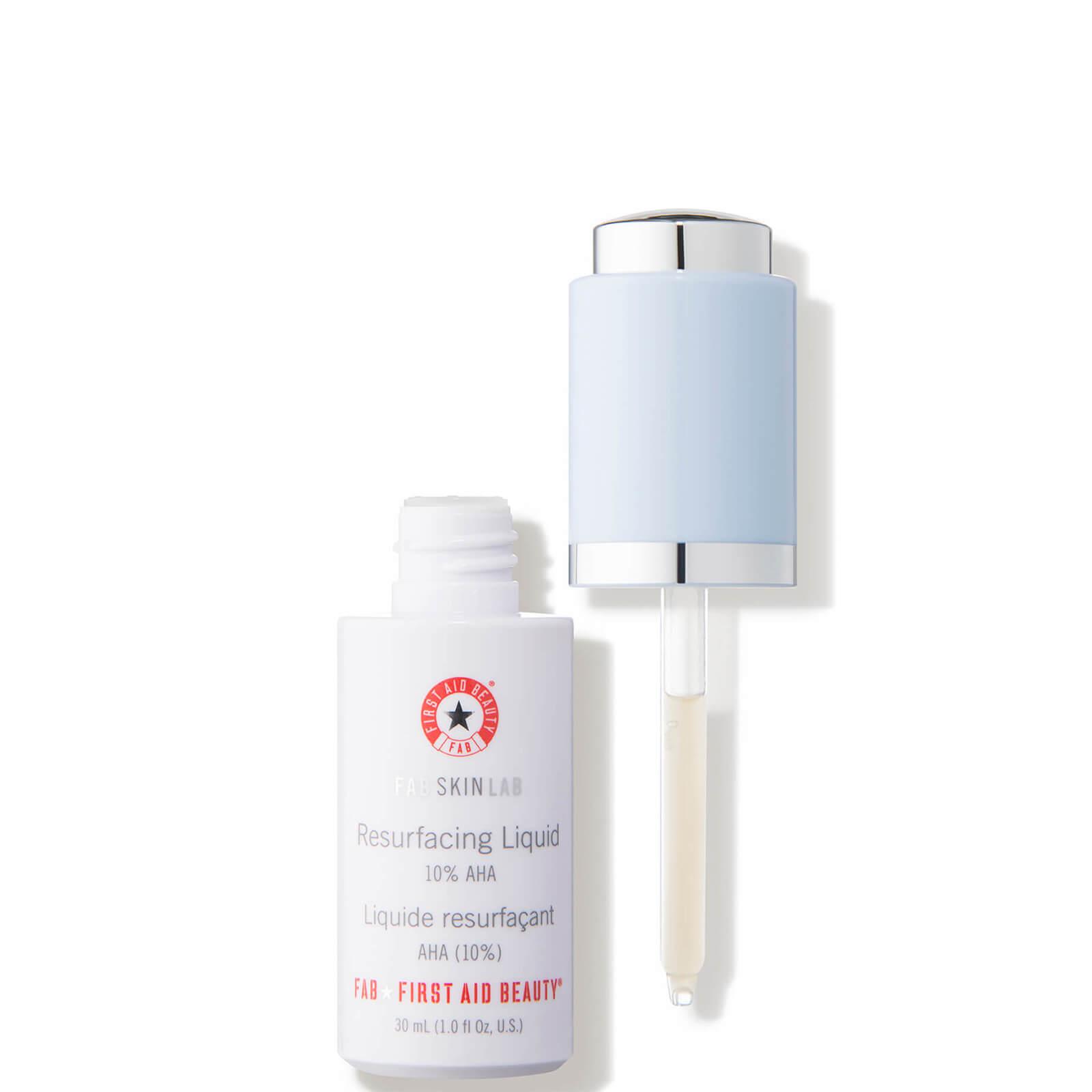Купить Восстанавливающая сыворотка First Aid Beauty Skin Lab Resurfacing Liquid 30 мл (10 % AHA)