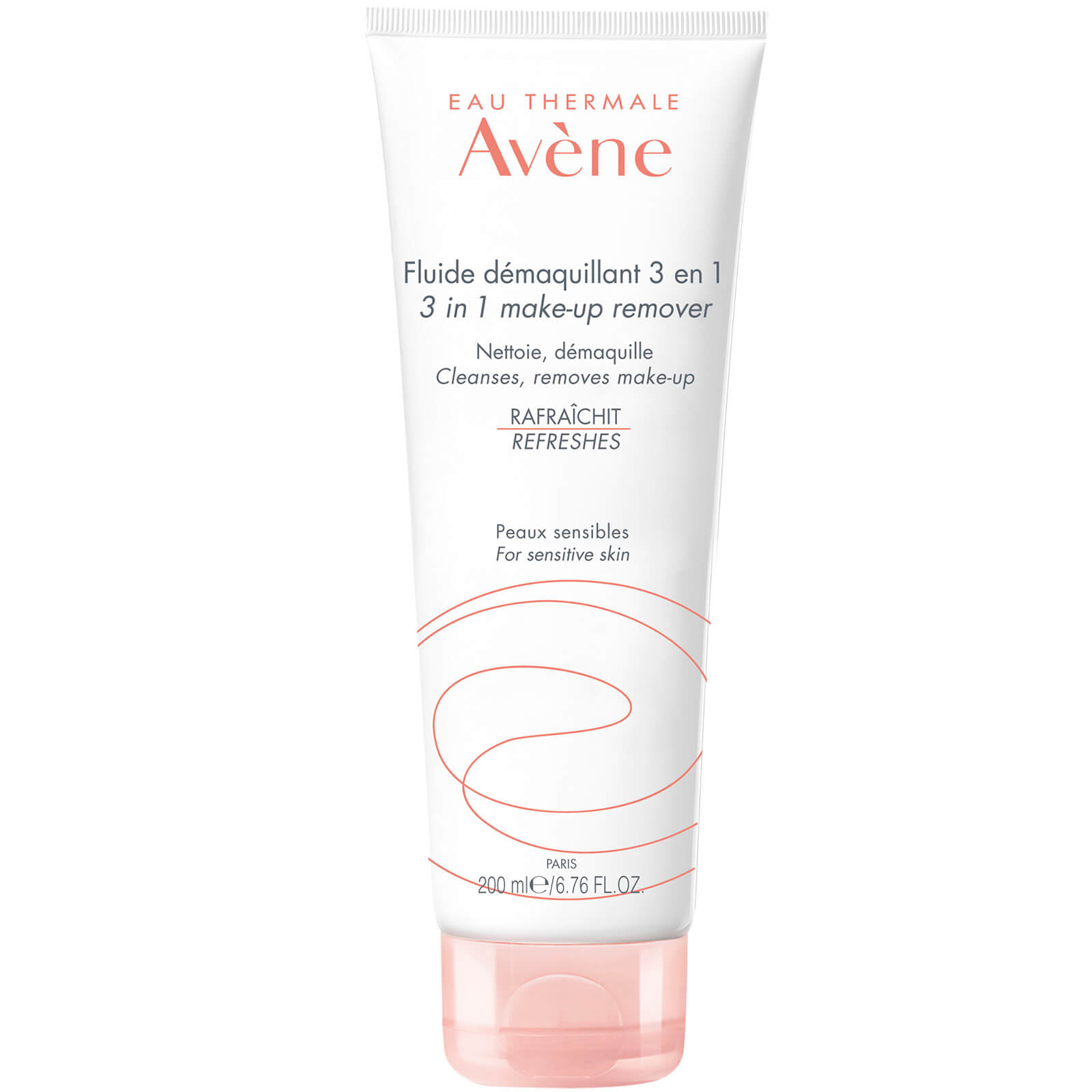 Купить Avène 3-in-1 Cleanser and Makeup Remover for Sensitive Skin 200ml