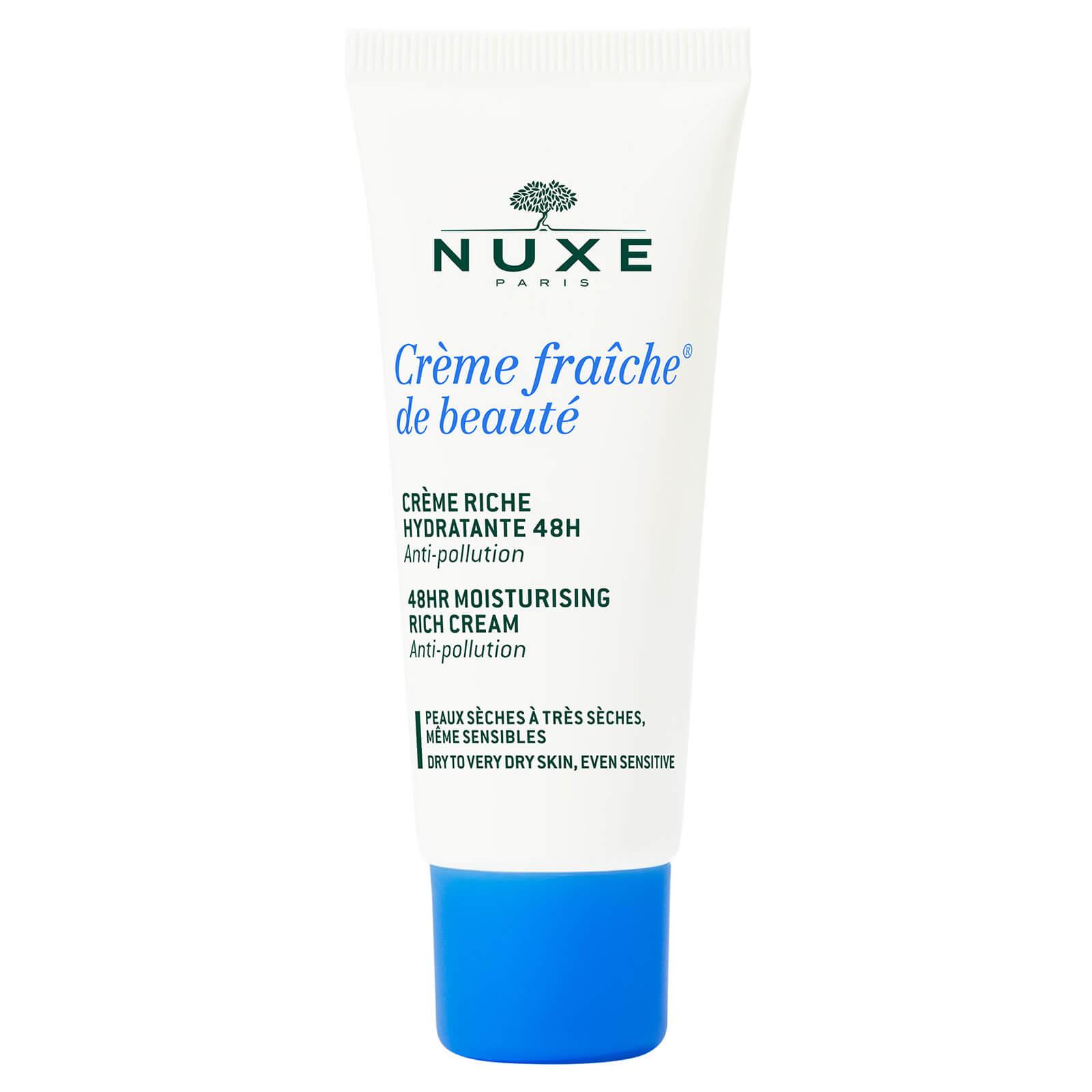Купить Увлажняющий крем для сухой кожи NUXE Crème Fraîche de Beauté Moisturiser for Dry Skin 30 мл