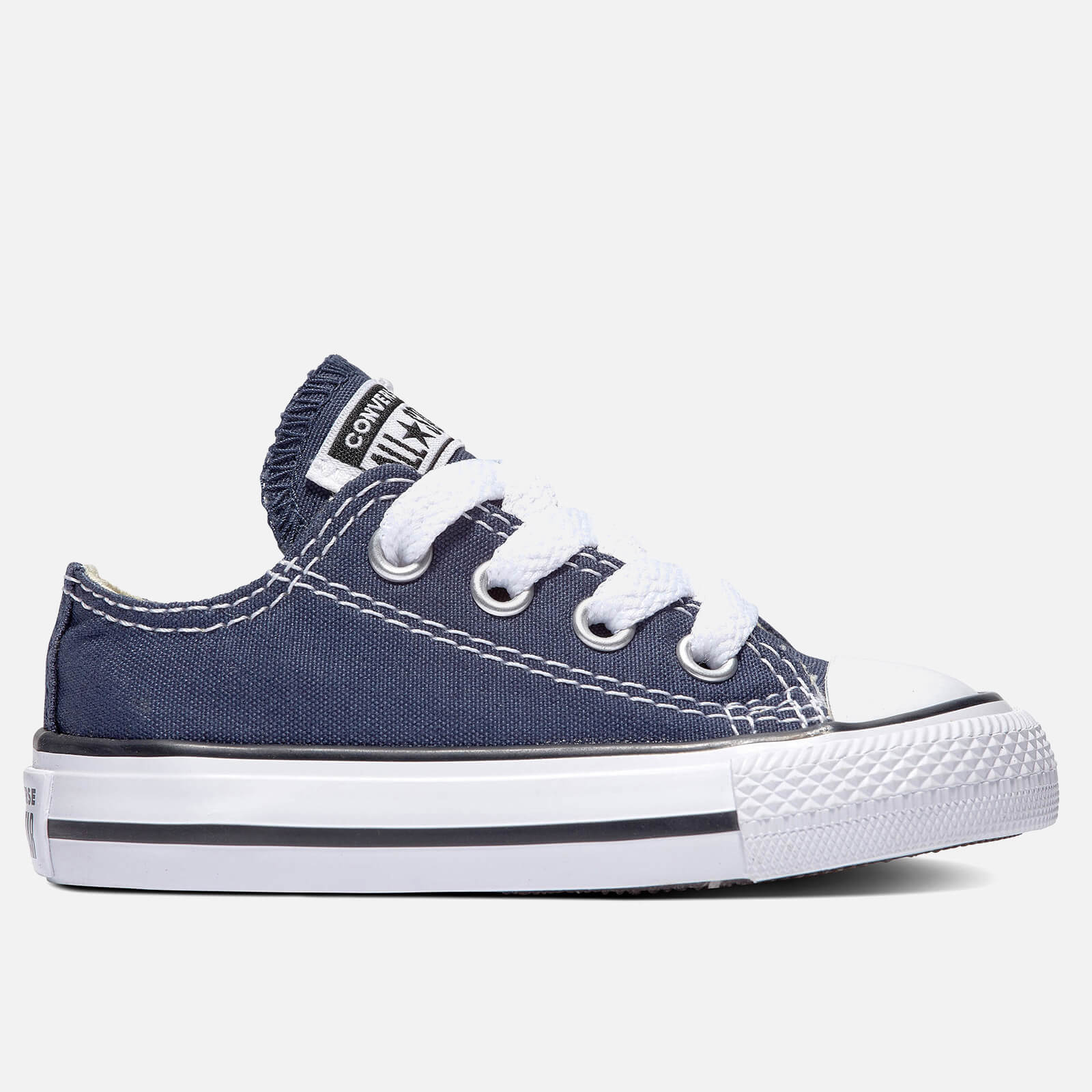 Converse Toddlers Chuck Taylor All Star Ox Trainers Navy Uk 7 Toddler