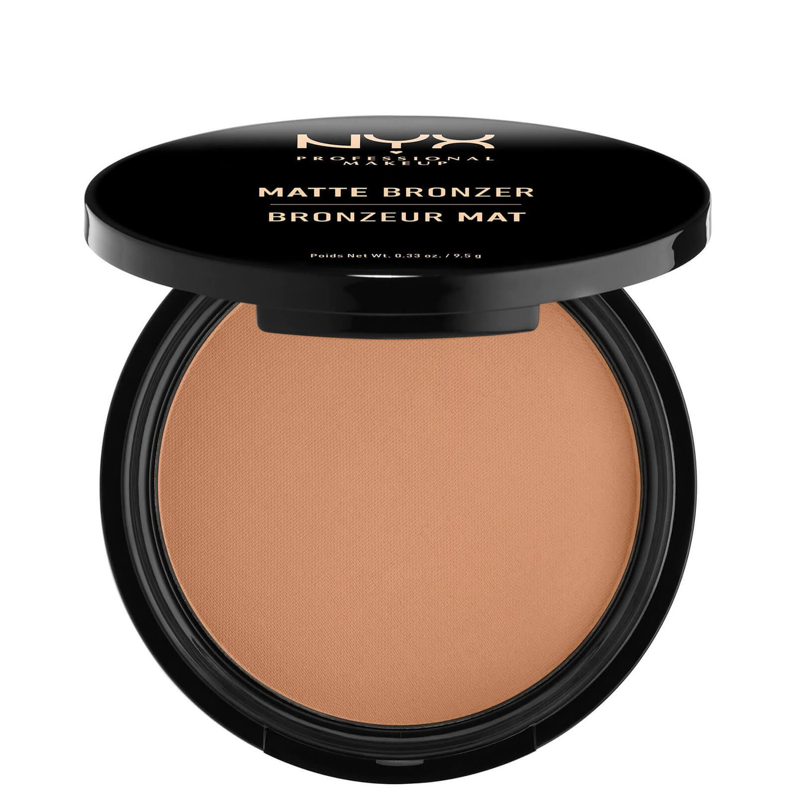 Купить Матовая бронзирующая пудра NYX Professional Makeup Matte Bronzer (различные оттенки) - Light