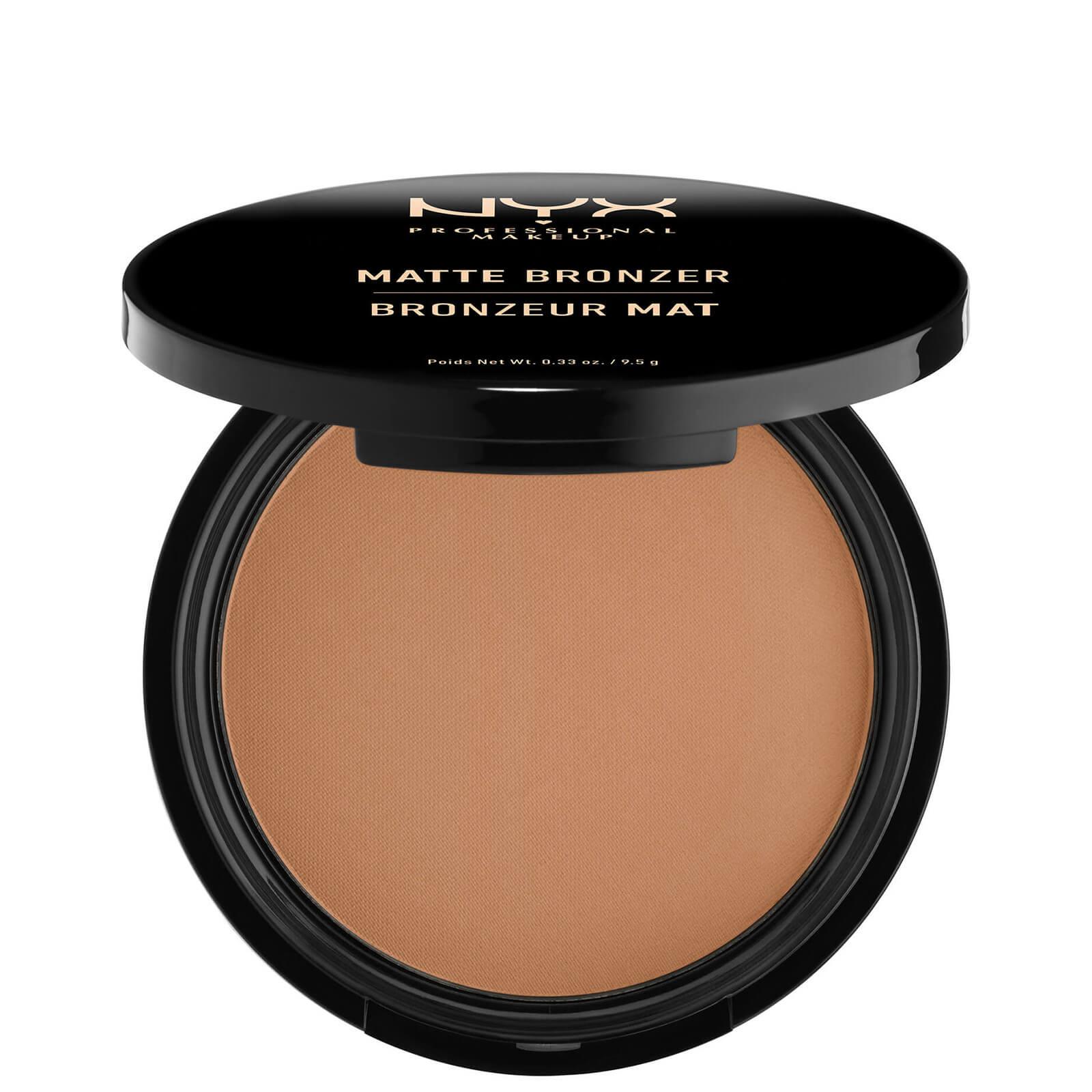 Купить Матовая бронзирующая пудра NYX Professional Makeup Matte Bronzer (различные оттенки) - Deep Tan