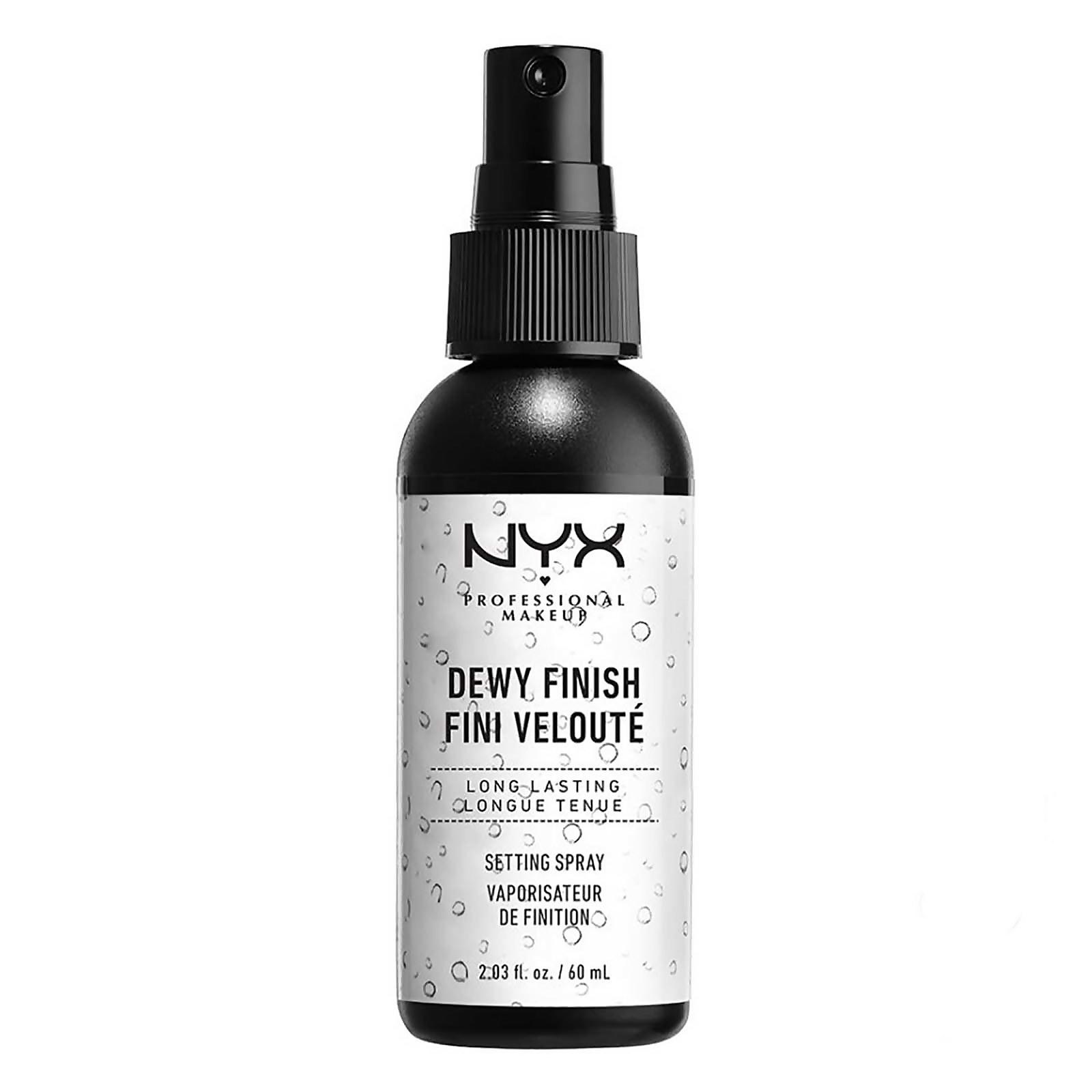 Купить Спрей-фиксатор макияжа NYX Professional Makeup Make Up Setting Spray - Dewy Finish/Long Lasting