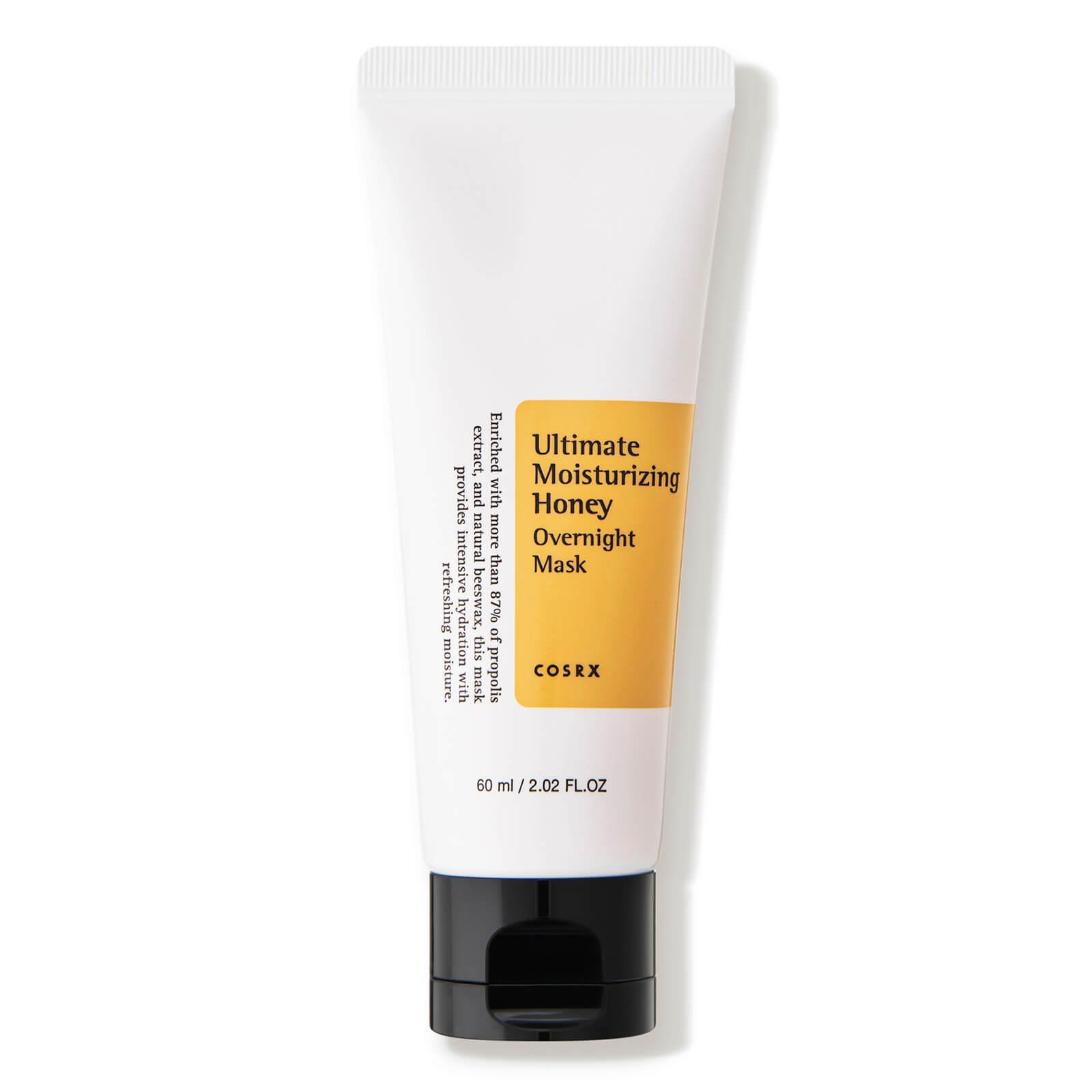 Купить Медовая интенсивно увлажняющая ночная маска для лица COSRX Ultimate Moisturizing Honey Overnight Mask 60г