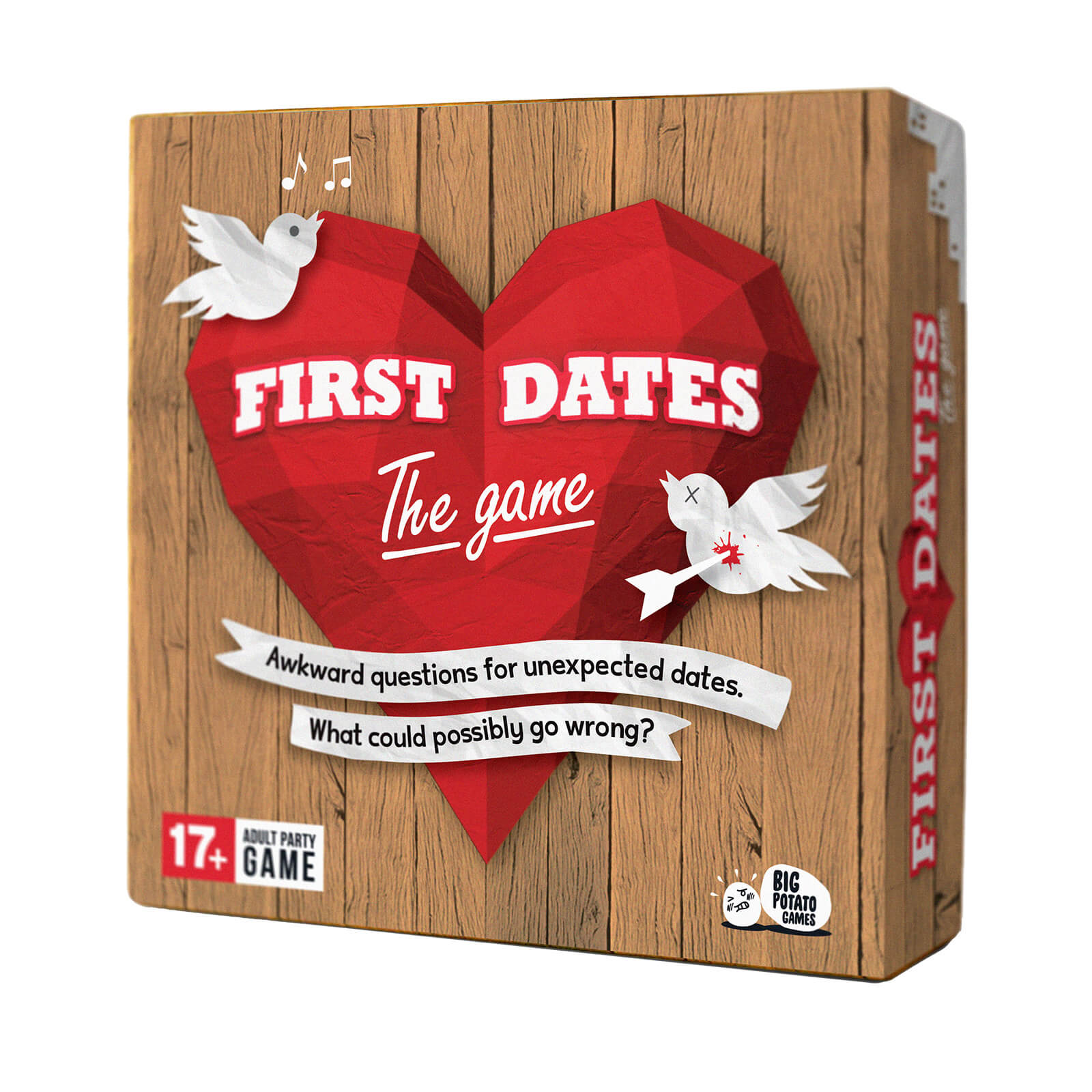 Image of First Dates Adult Party Game