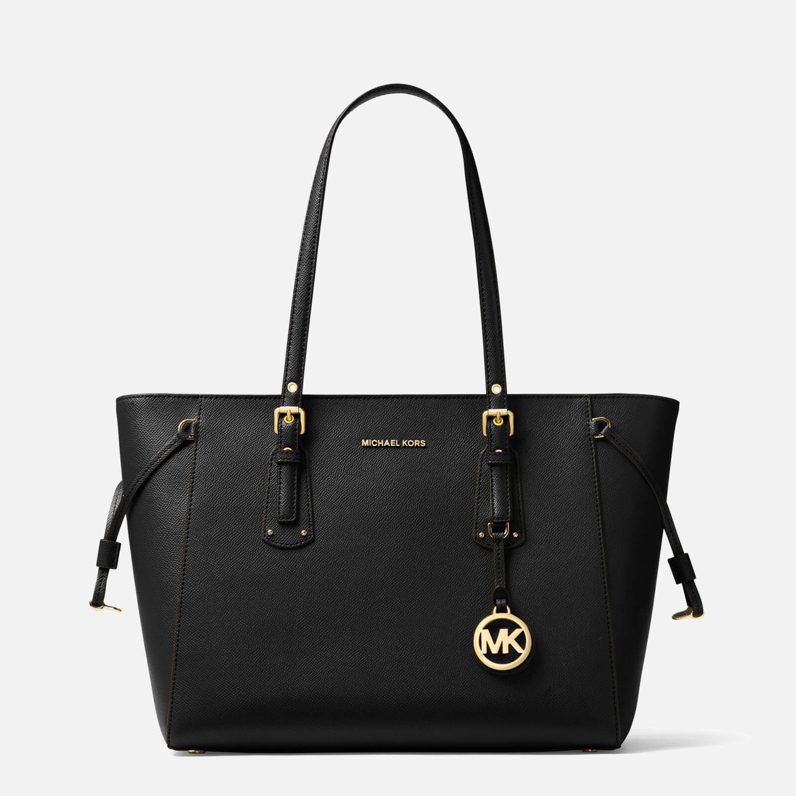 Michael Michael Kors Women's Voyager Tote Bag - Black