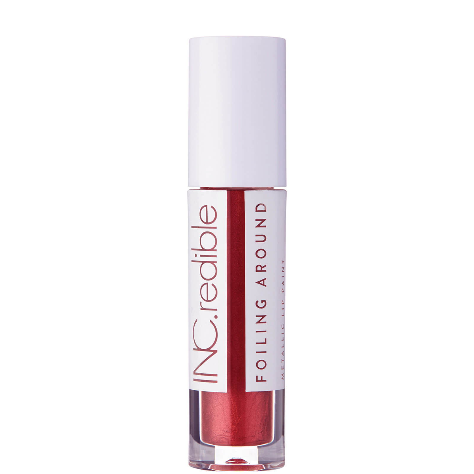 Купить Жидкая губная помада с эффектом металлик INC.redible Foiling Around Metallic Liquid Lipstick (различные оттенки) - Turn Me Up, Turn Me On