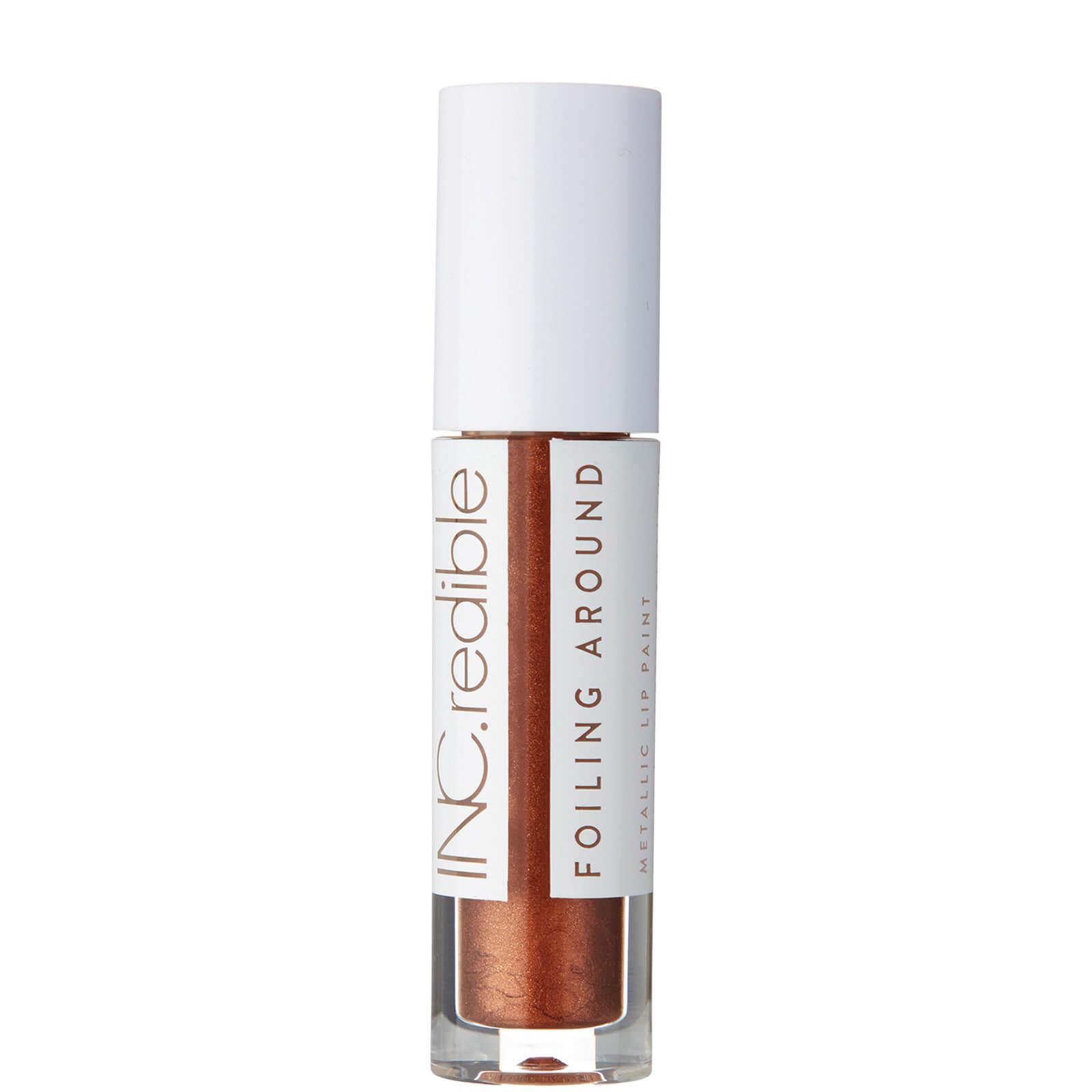 Купить Жидкая губная помада с эффектом металлик INC.redible Foiling Around Metallic Liquid Lipstick (различные оттенки) - Bitches Be Like