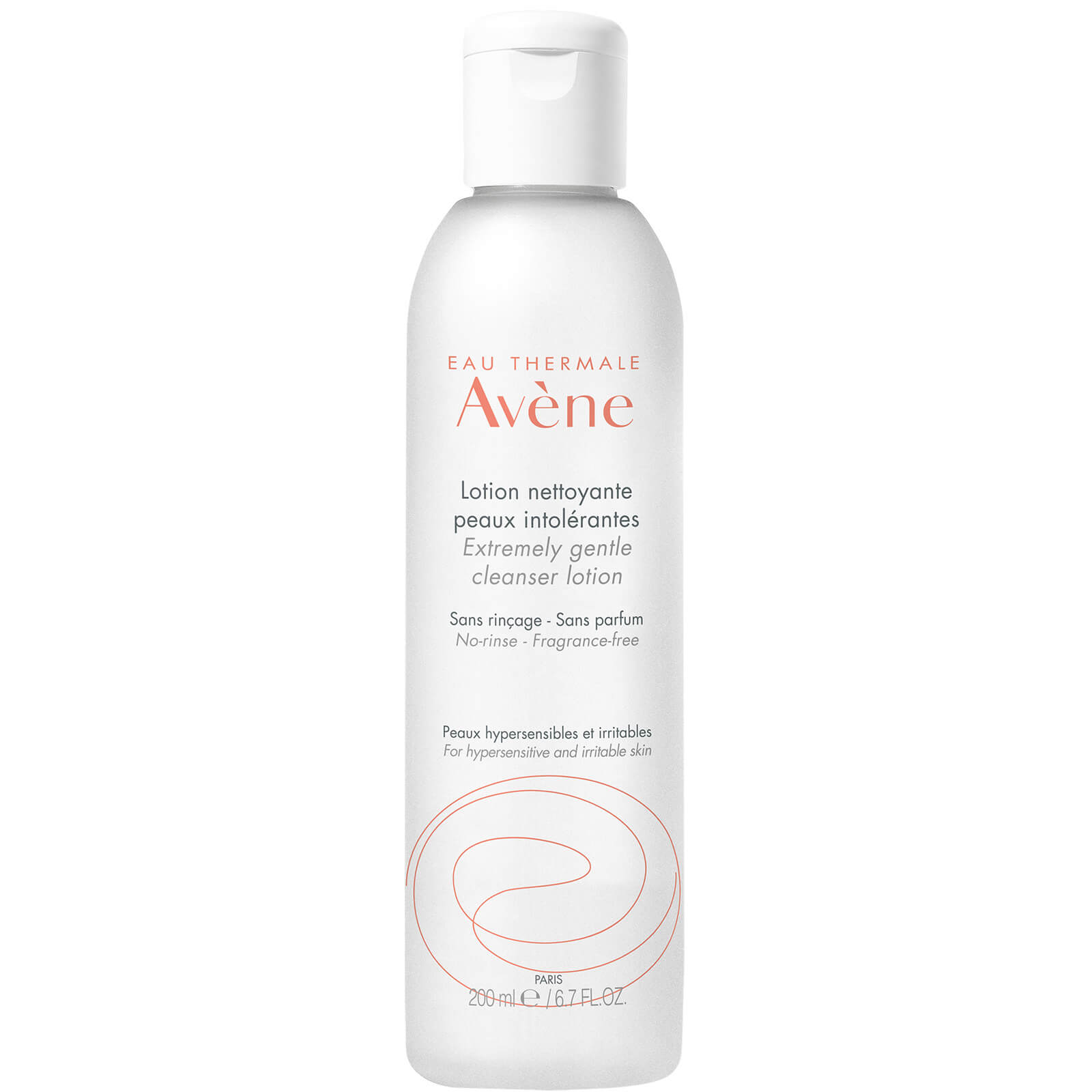 Купить Avène Extremely Gentle Cleanser for Very Sensitive Skin 200ml