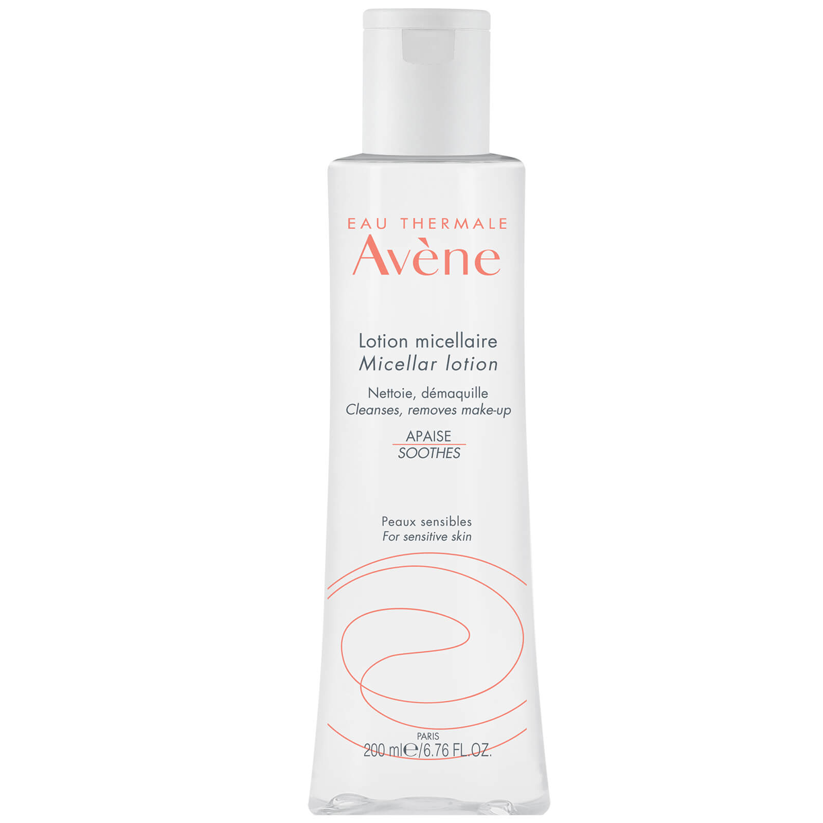 Купить Avène Micellar Lotion Cleanser and Make-Up Remover for Sensitive Skin 200ml