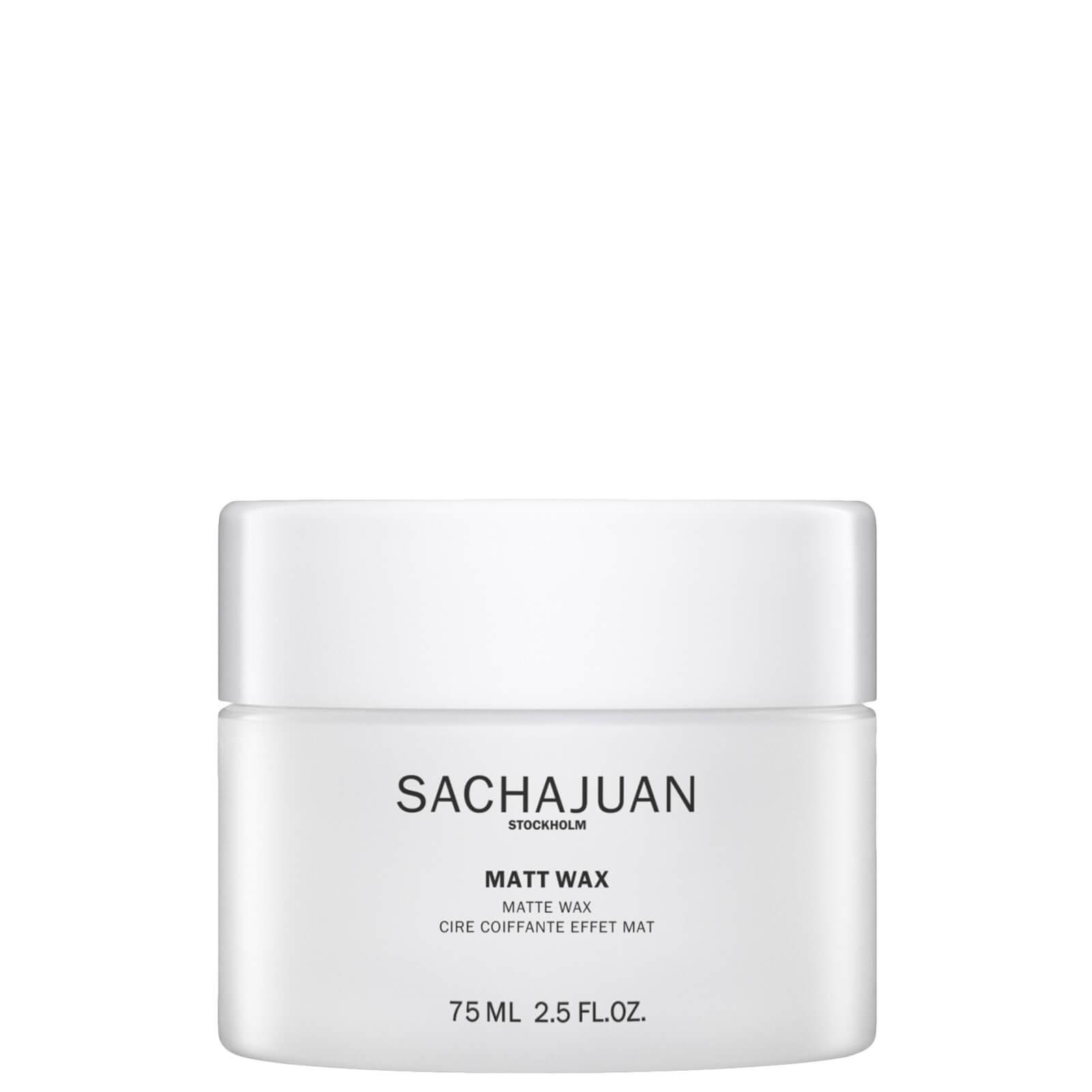 Купить Воск для укладки волос с матирующим эффектом Sachajuan Matt Wax 75 мл