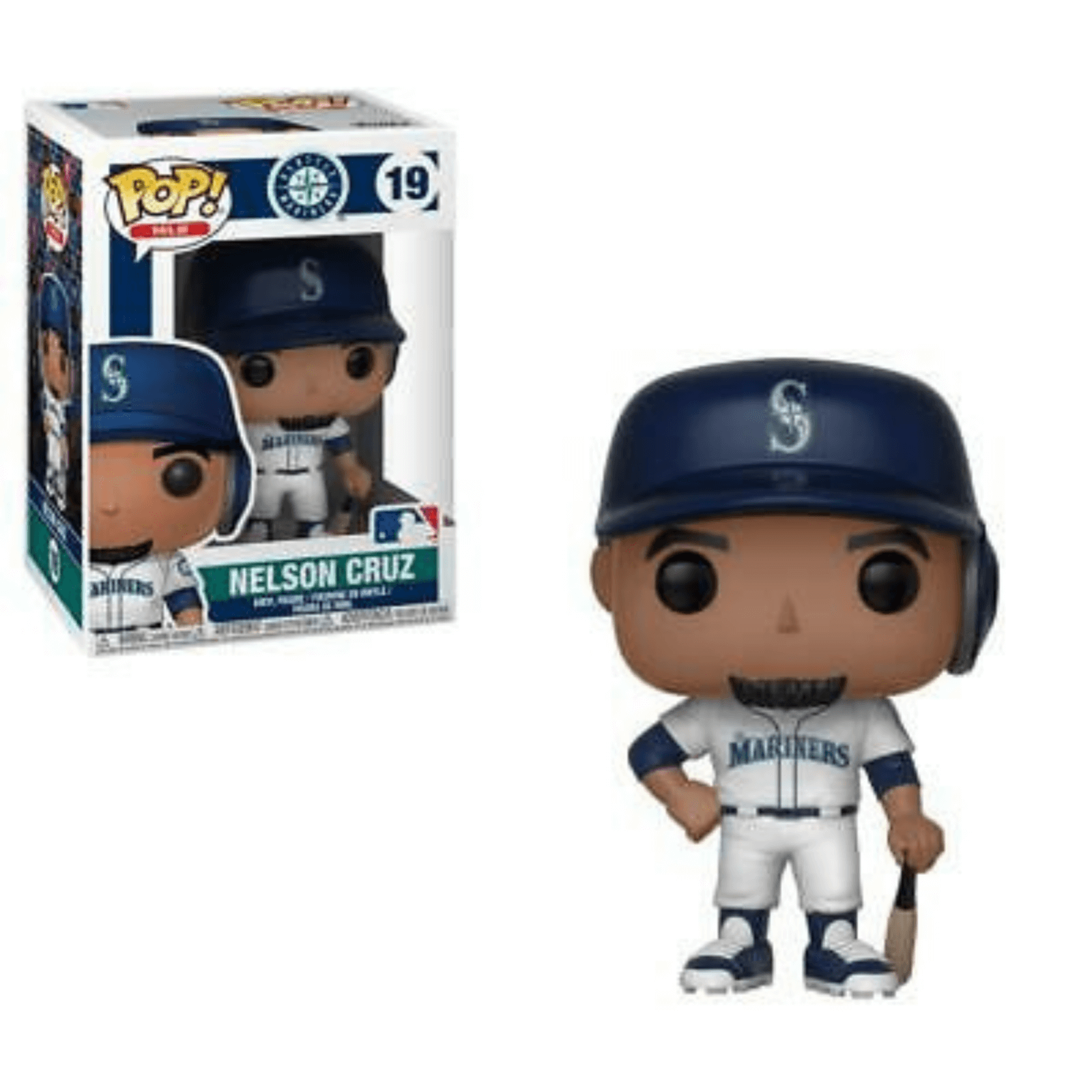 Figura Pop! Vinyl Nelson Cruz – MLB