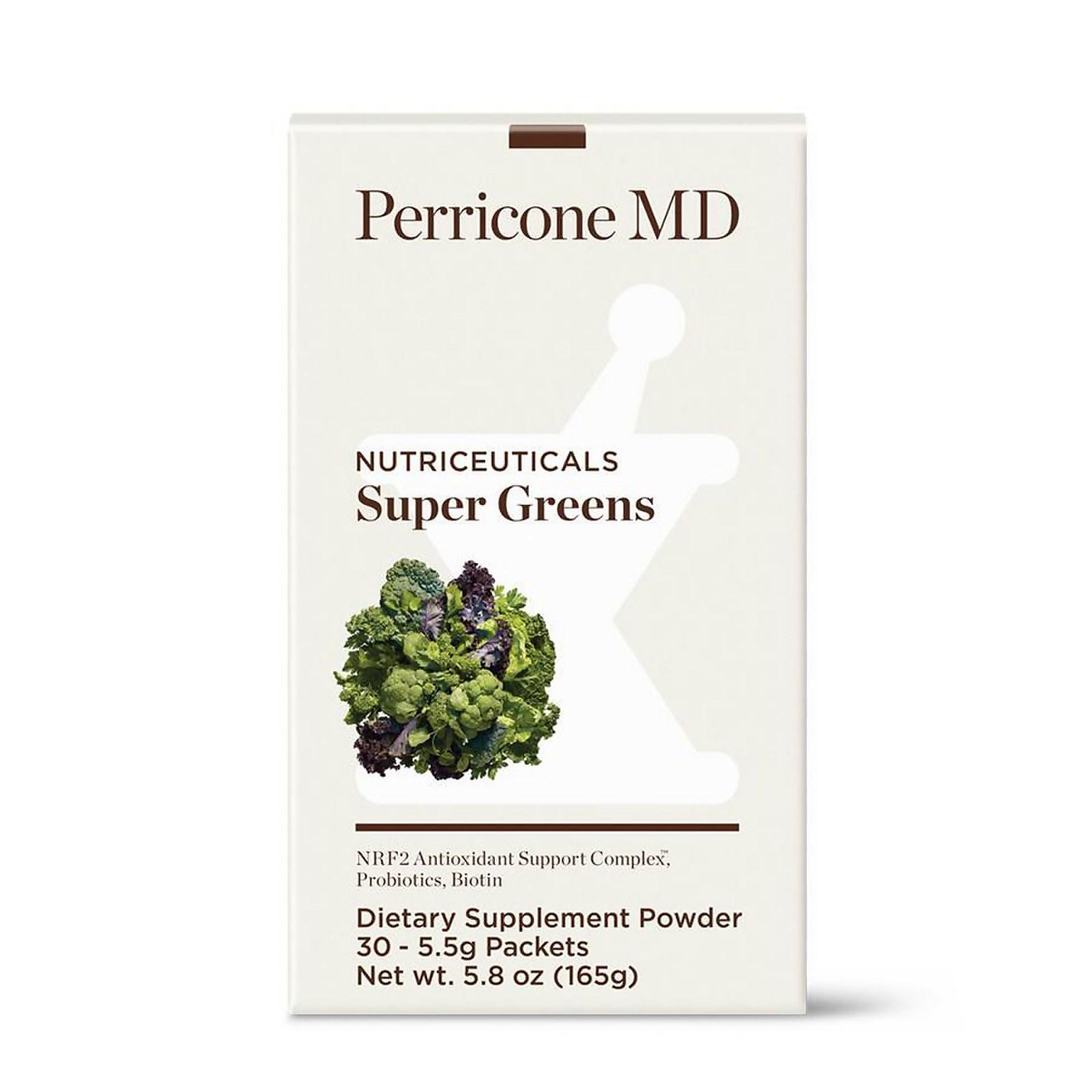 Купить Perricone MD Super Greens Capsules (30 Capsules)