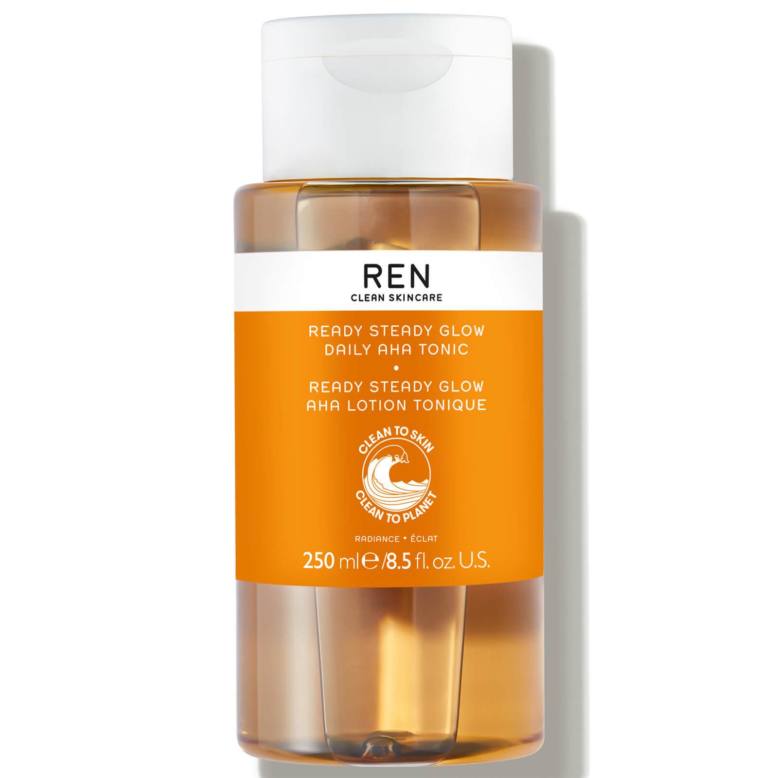 Купить Тоник для сияния кожи REN Ready Steady Glow Daily AHA Tonic