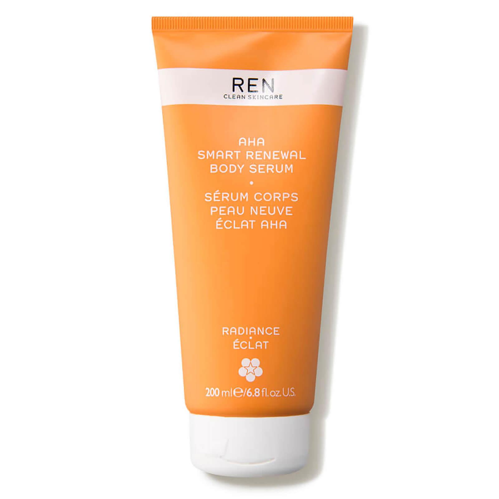 Купить Обновляющая сыворотка для тела REN Skincare AHA Smart Renewal Body Serum 200 мл