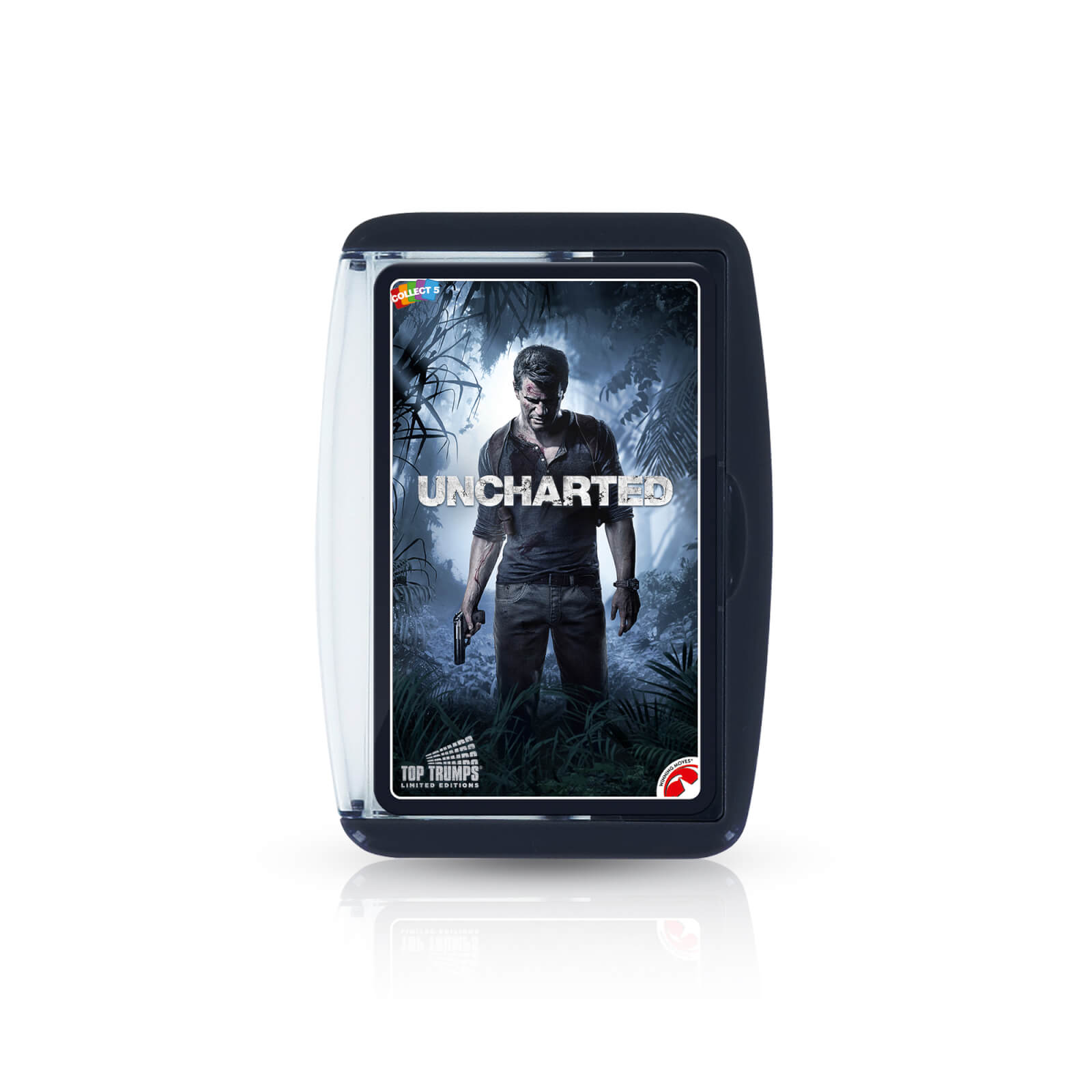 Image of Top Trumps Card Game - Uncharted Edition