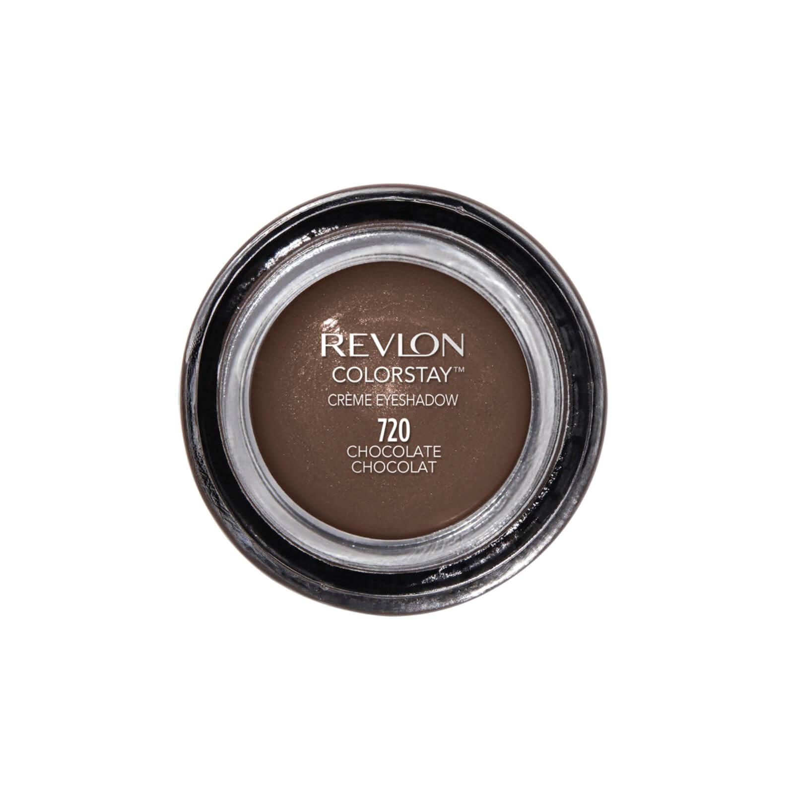Revlon Colorstay Crème Eye Shadow (Various Shades) - Chocolate
