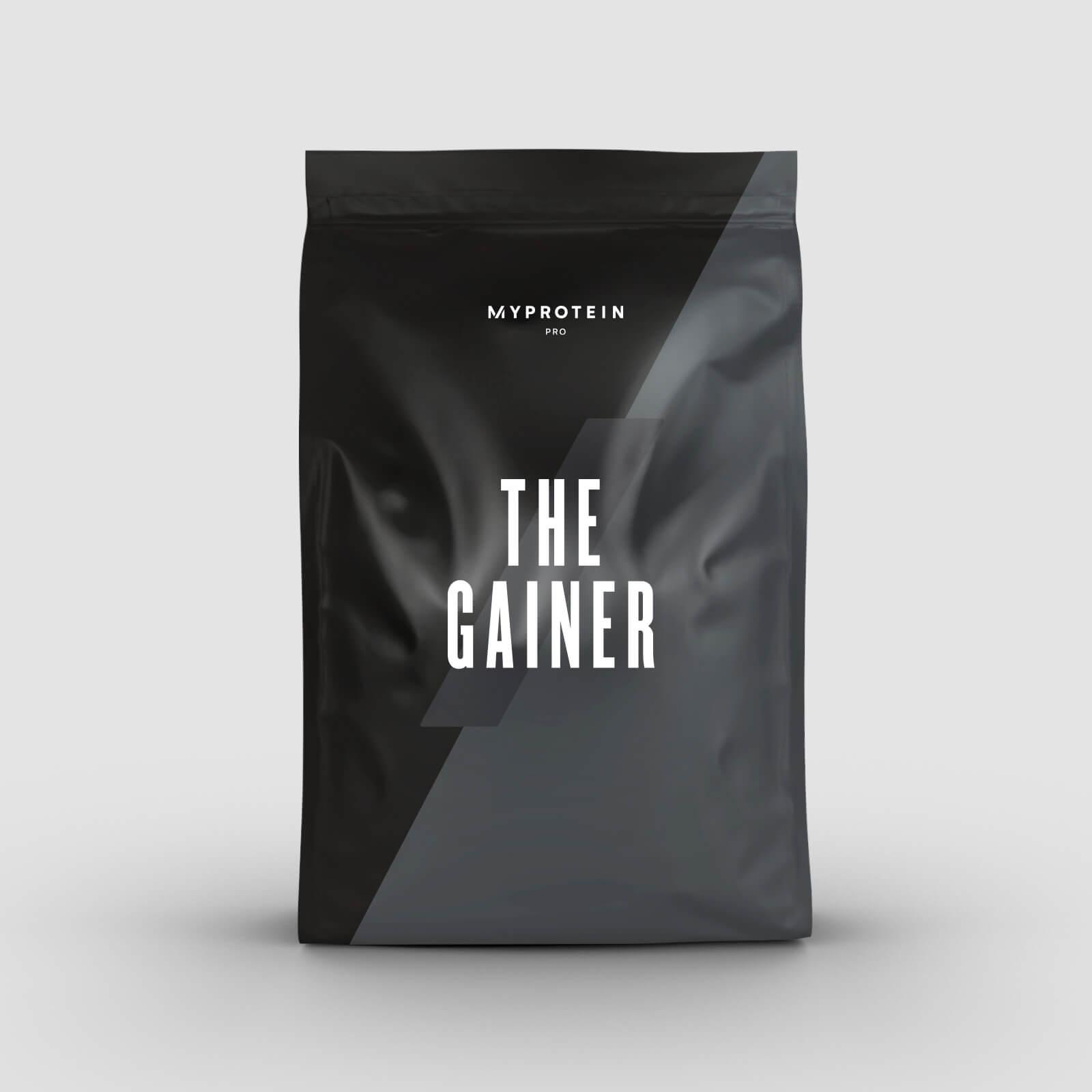 THE Gainer™ - 5kg - Milkshake Fraise
