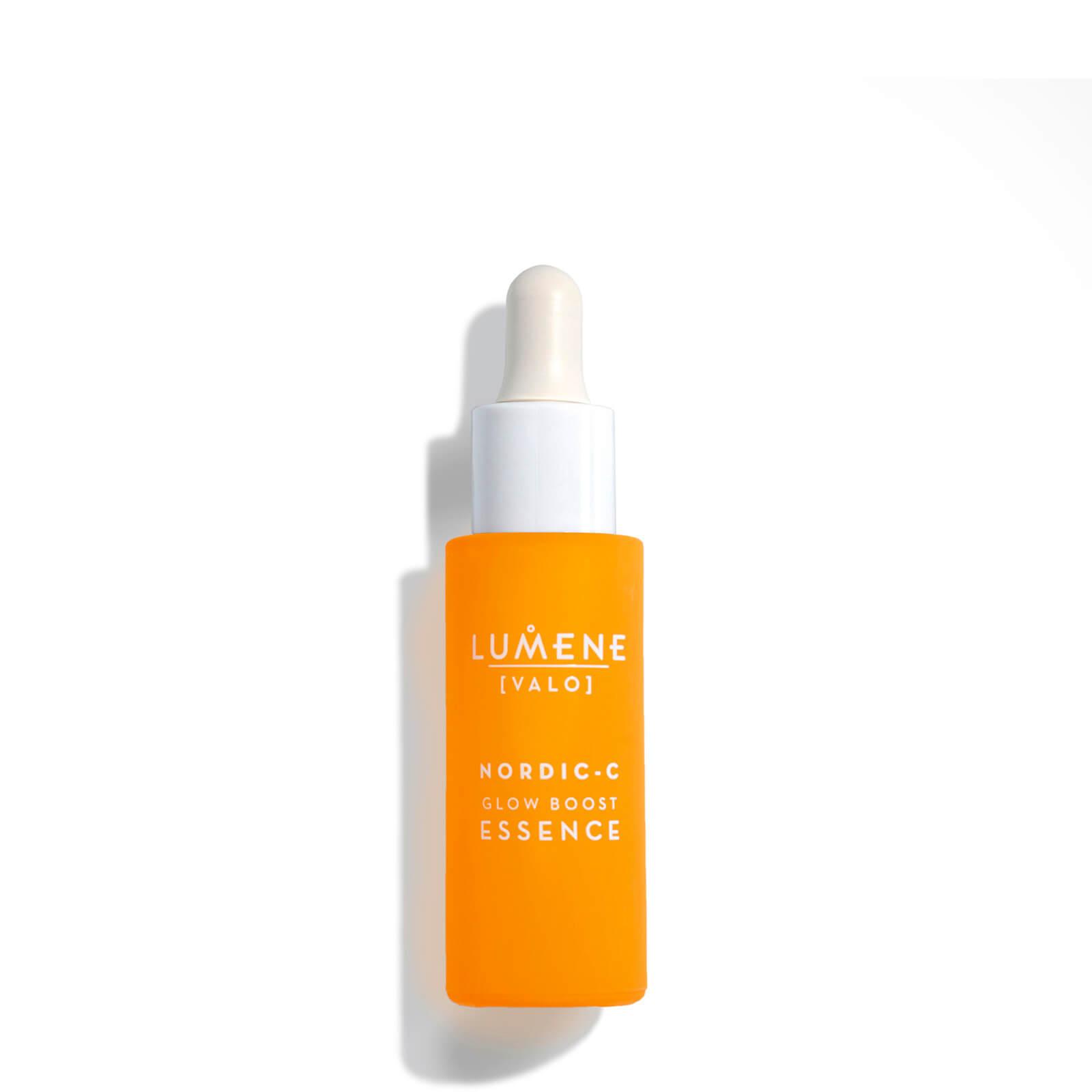 Купить Придающая сияние гиалуроновая эссенция Lumene Nordic C [Valo] Glow Boost Essence 30 мл
