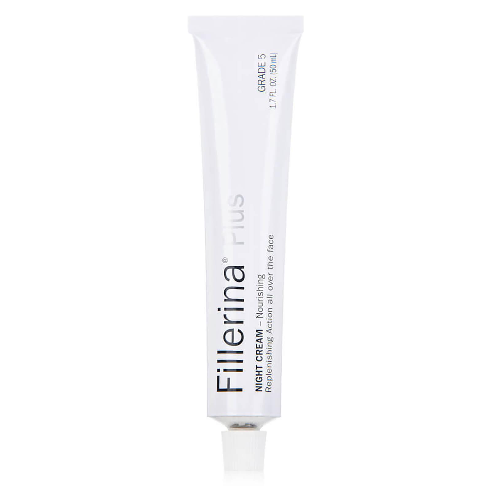 Fillerina Plus Night Cream Grade 5 (1.7 Oz.) In White