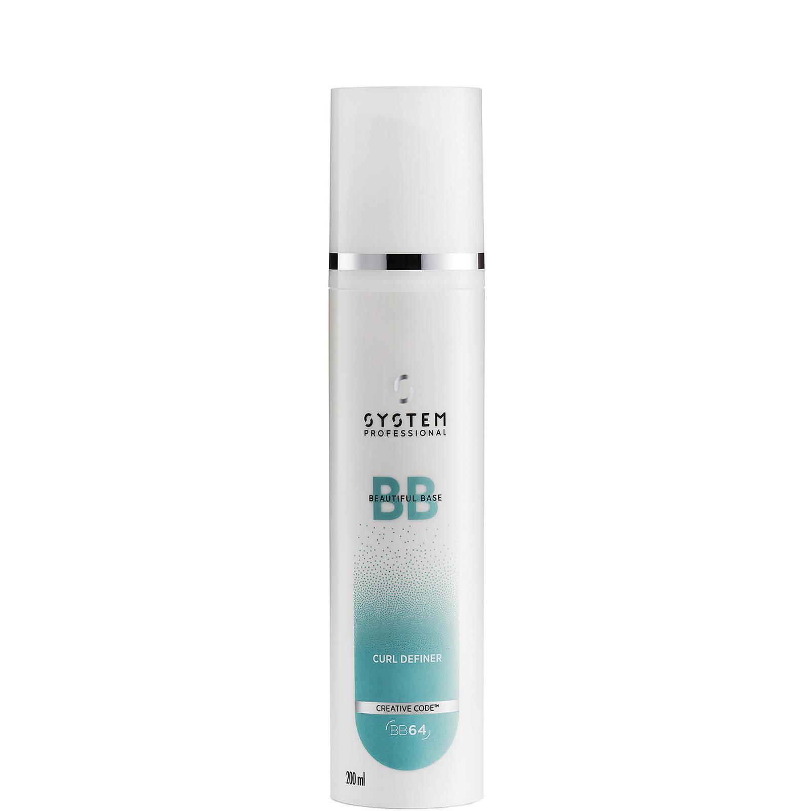 System Professional BB Curl Definer Cream 200ml