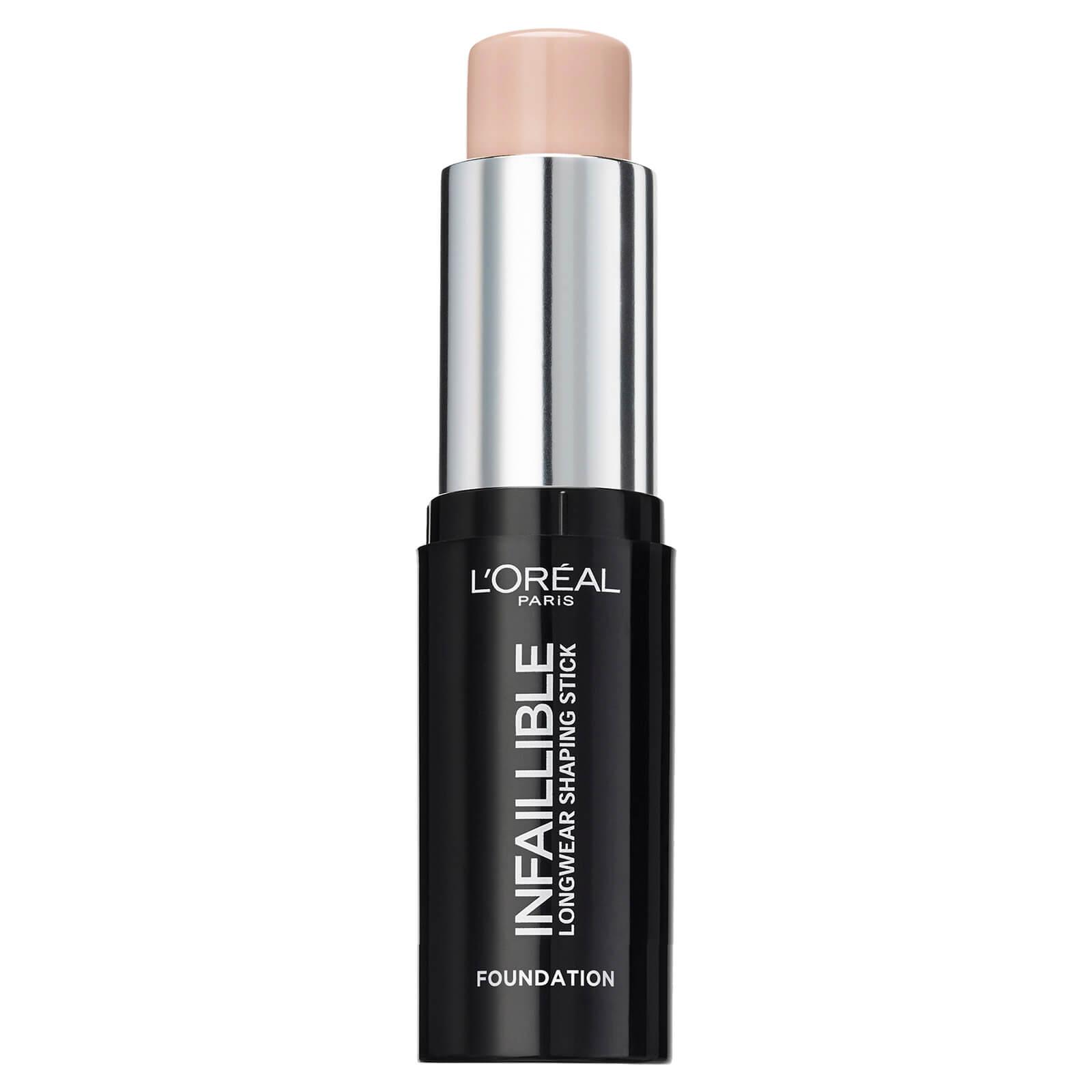 Купить L'Oréal Paris Infallible Shaping Stick Foundation 9g (Various Shades) - 150 Beige Rose