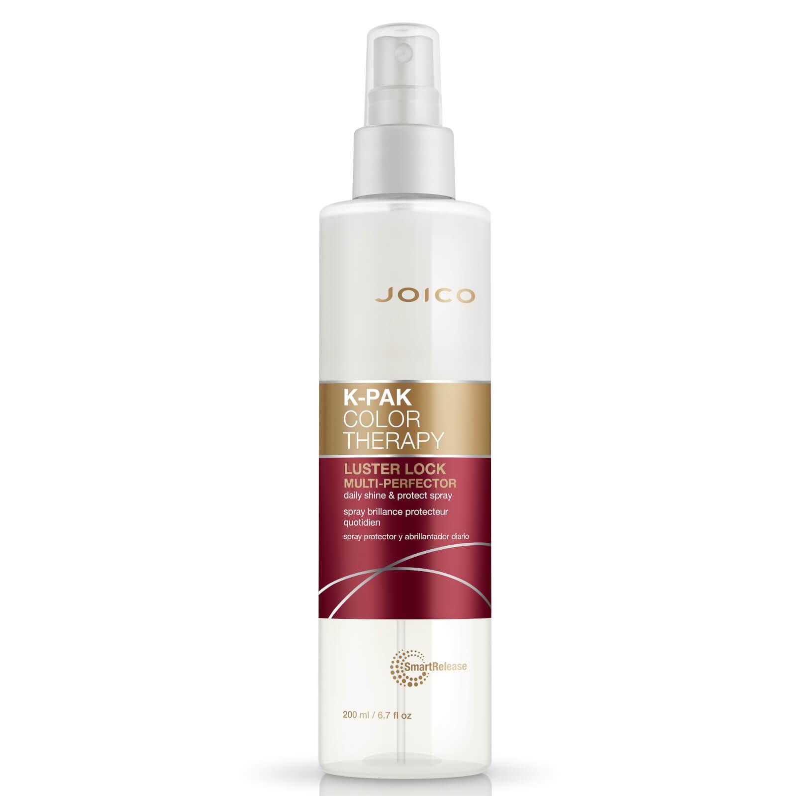Купить Спрей-кондиционер для волос Joico K-Pak Color Therapy Luster Lock Multi-Perfector Daily Shine and Protect Spray 200 мл