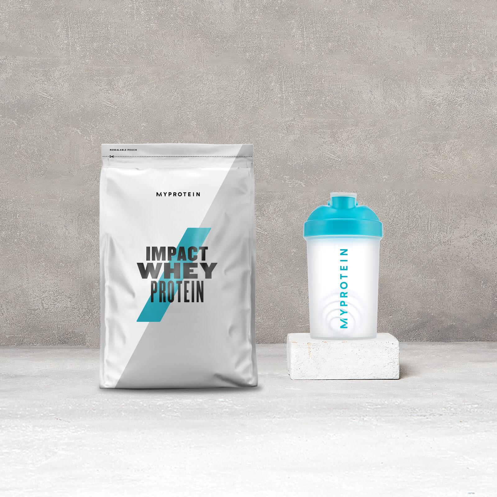 Myprotein Shaker Essentials - Cookies et crème