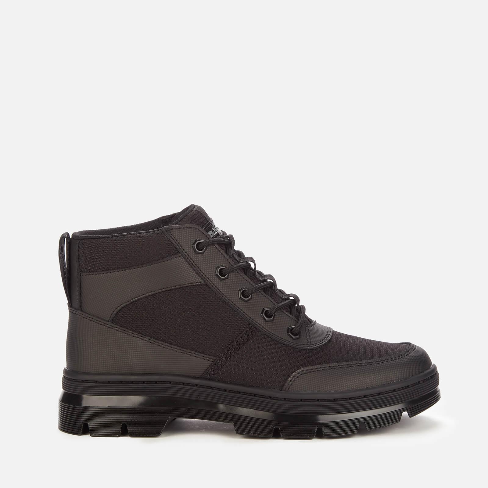 Dr. Martens Bonny Extra Tough Nylon Chukka Boots - Black - UK 5