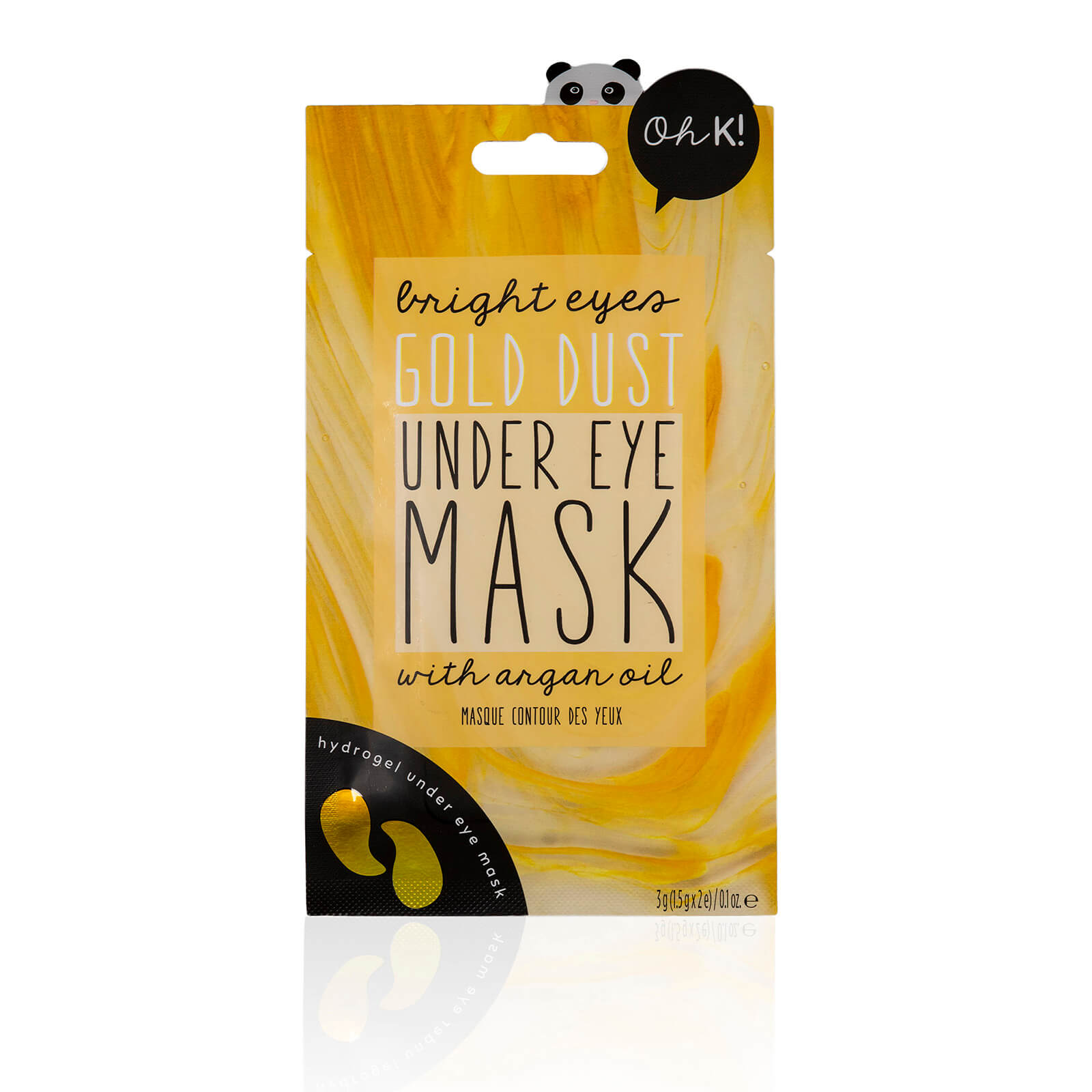 Купить Oh K! Gold Dust Under Eye Mask 3g